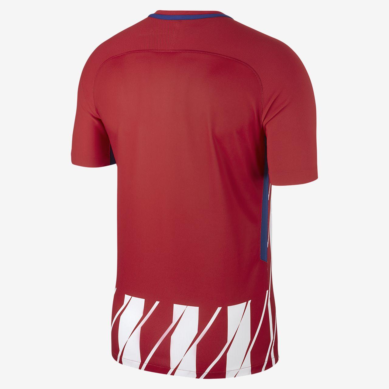 ... 2017/18 Atletico de Madrid Vapor Match Home Men's Football Shirt