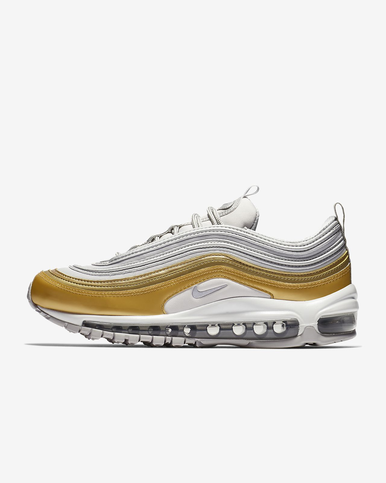 f3a9e04f6a436 Nike Air Max 97 SE Metallic Women s Shoe. Nike.com CH