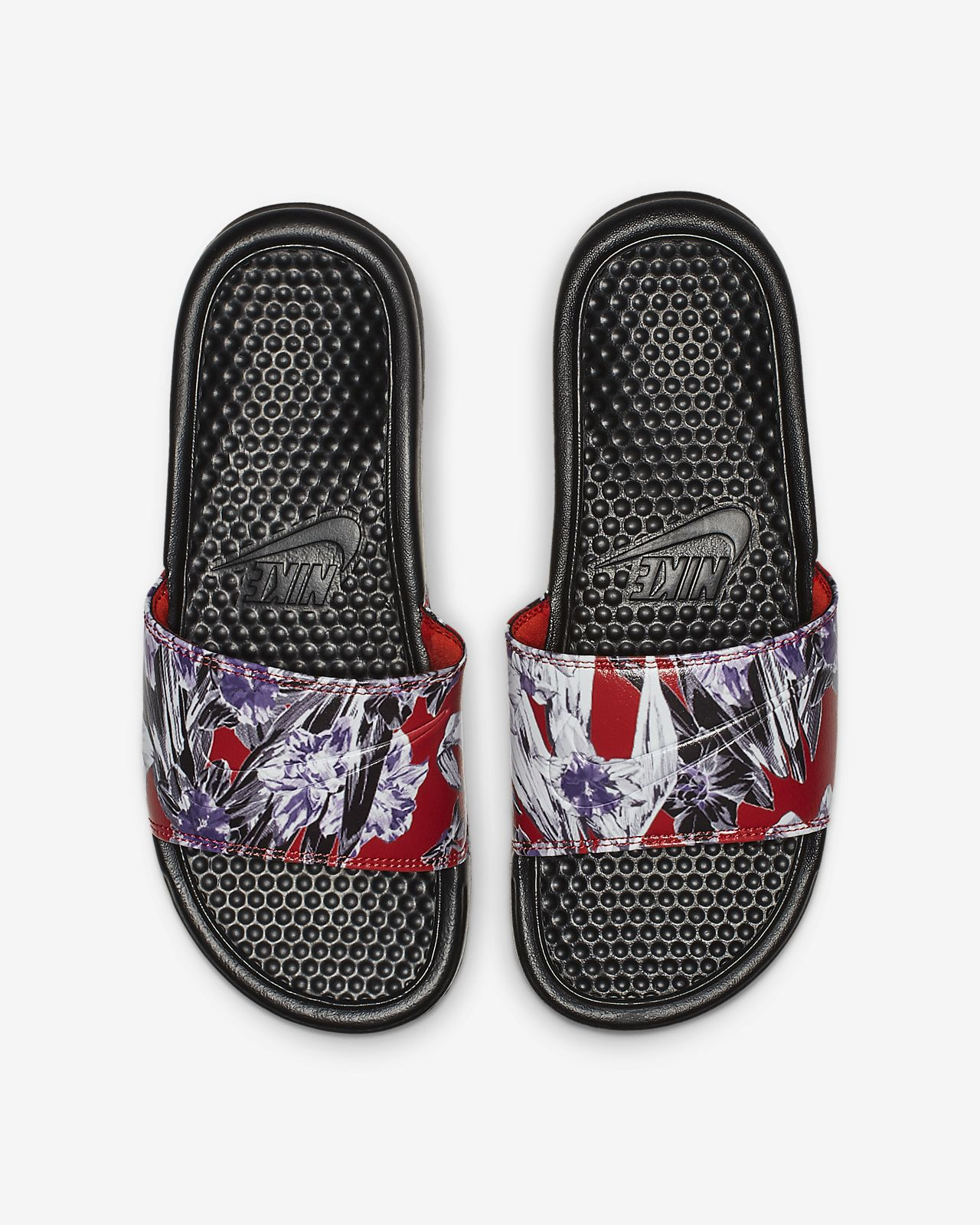 cheap for discount 5e36a 62903 Nike Benassi JDI Floral