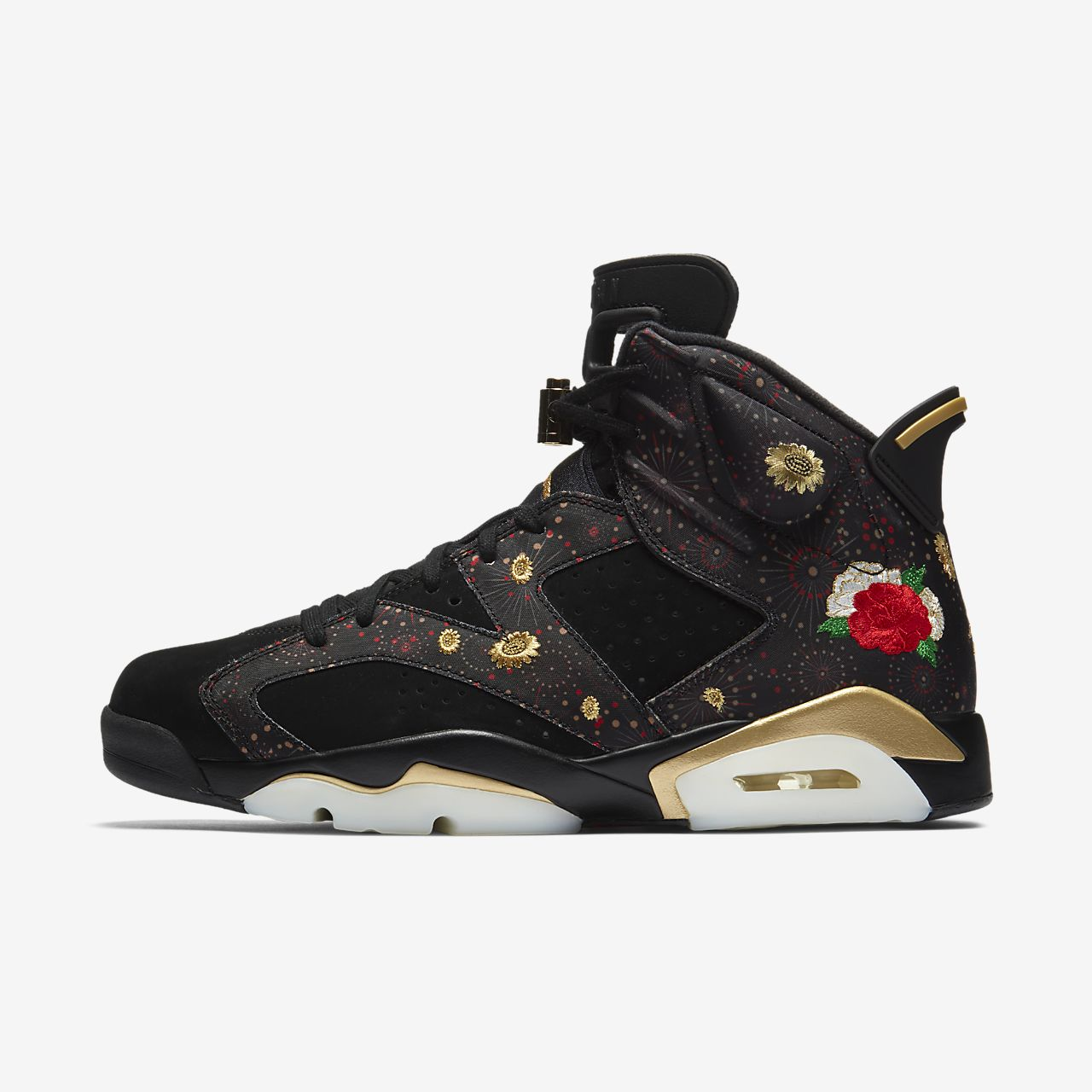 Air Jordan 6 Retro CNY Mens Shoe