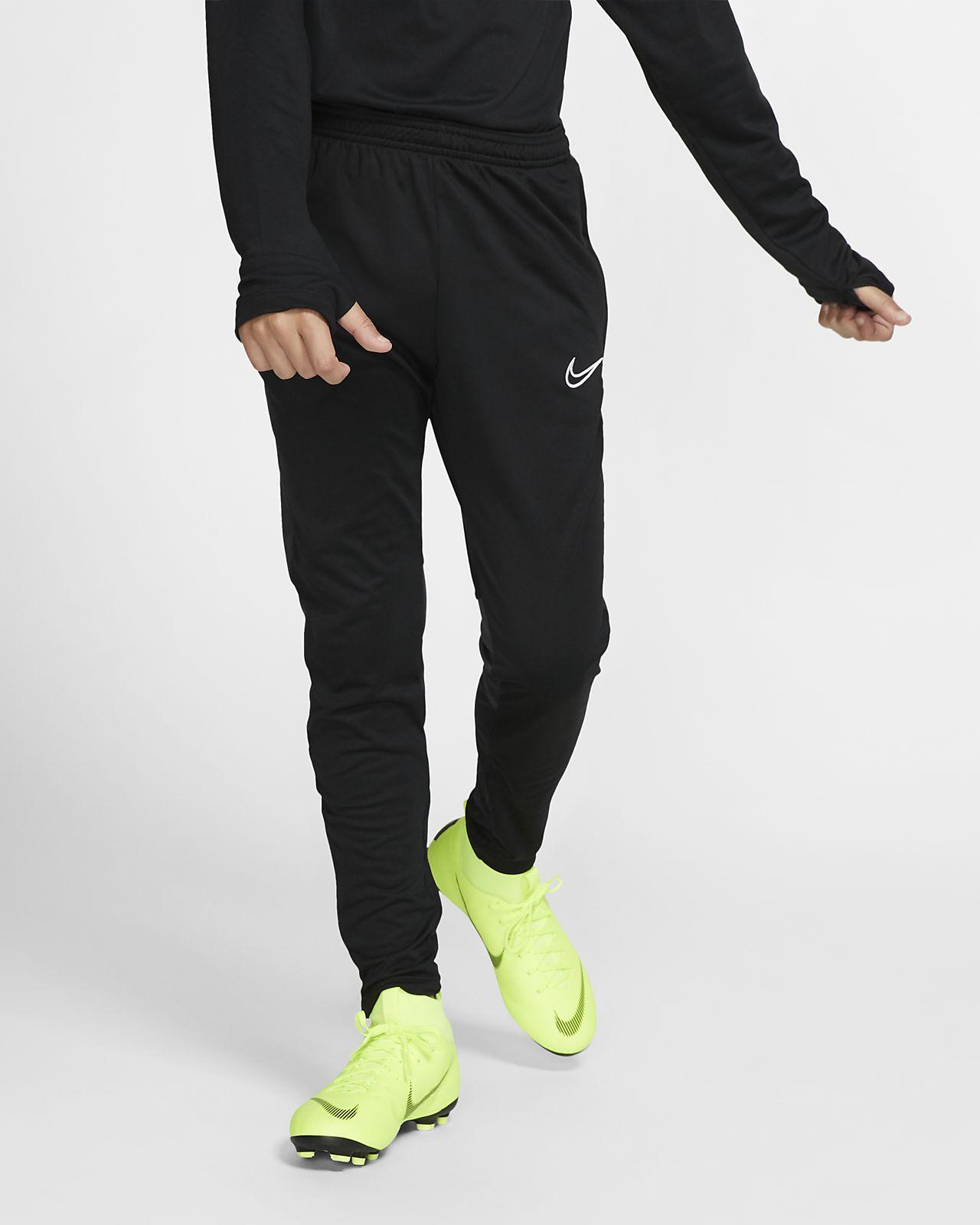 Nike Dri-FIT Academy-fodboldbukser til store børn