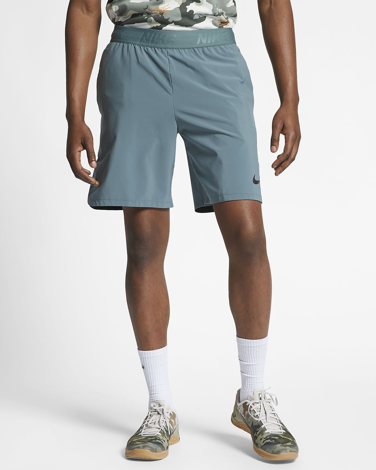 b8f697f2cb1e3 Nike Flex Men s 21cm Training Shorts. Nike.com LU