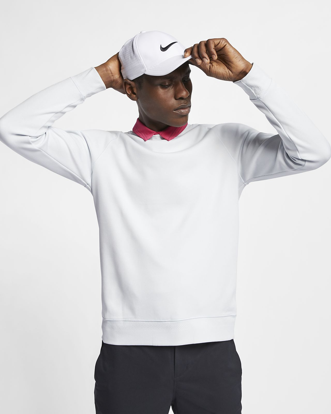 Nike Dri-FIT Parte superior de golf - Hombre