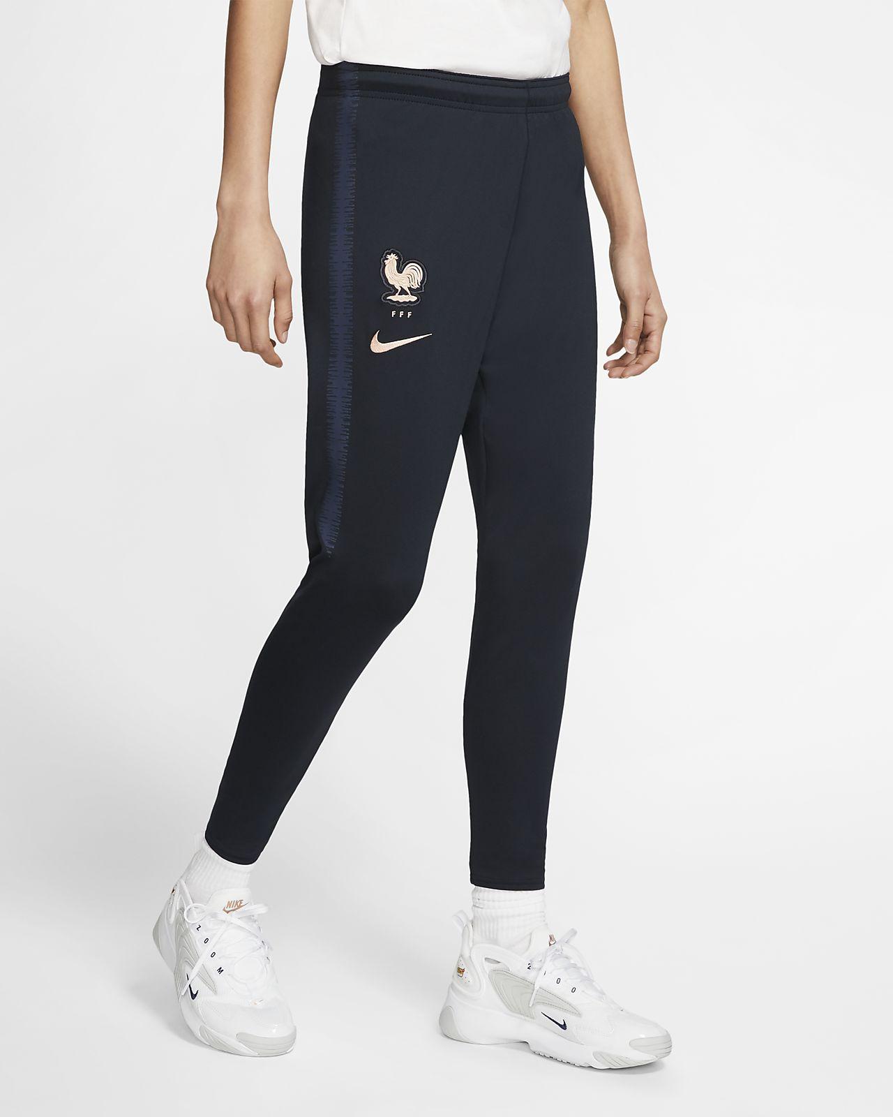 Pantalon de football FFF Squad pour Femme