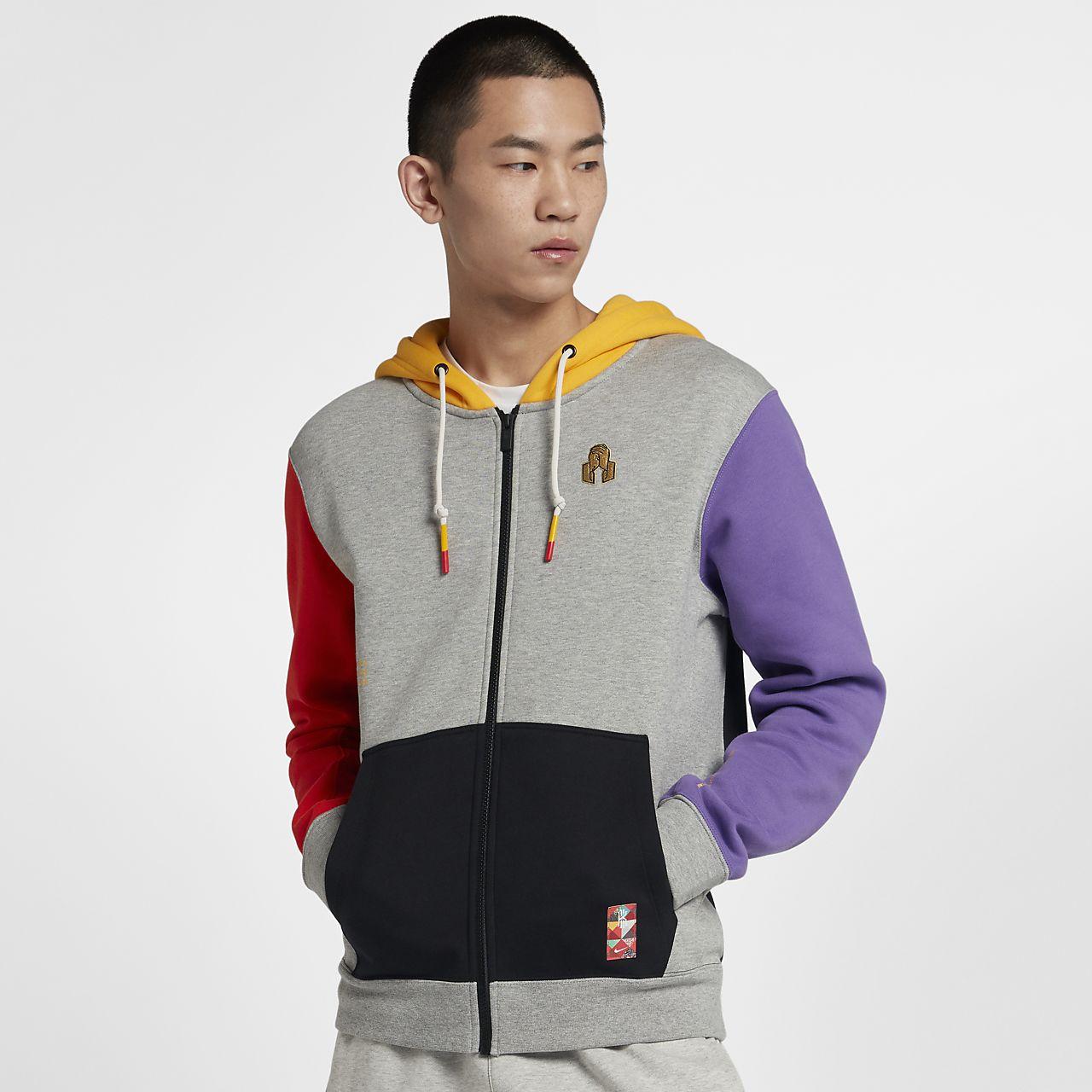 Pánská basketbalová mikina Kyrie Showtime CNY s kapucí. Nike.com CZ 520fb0ba4c