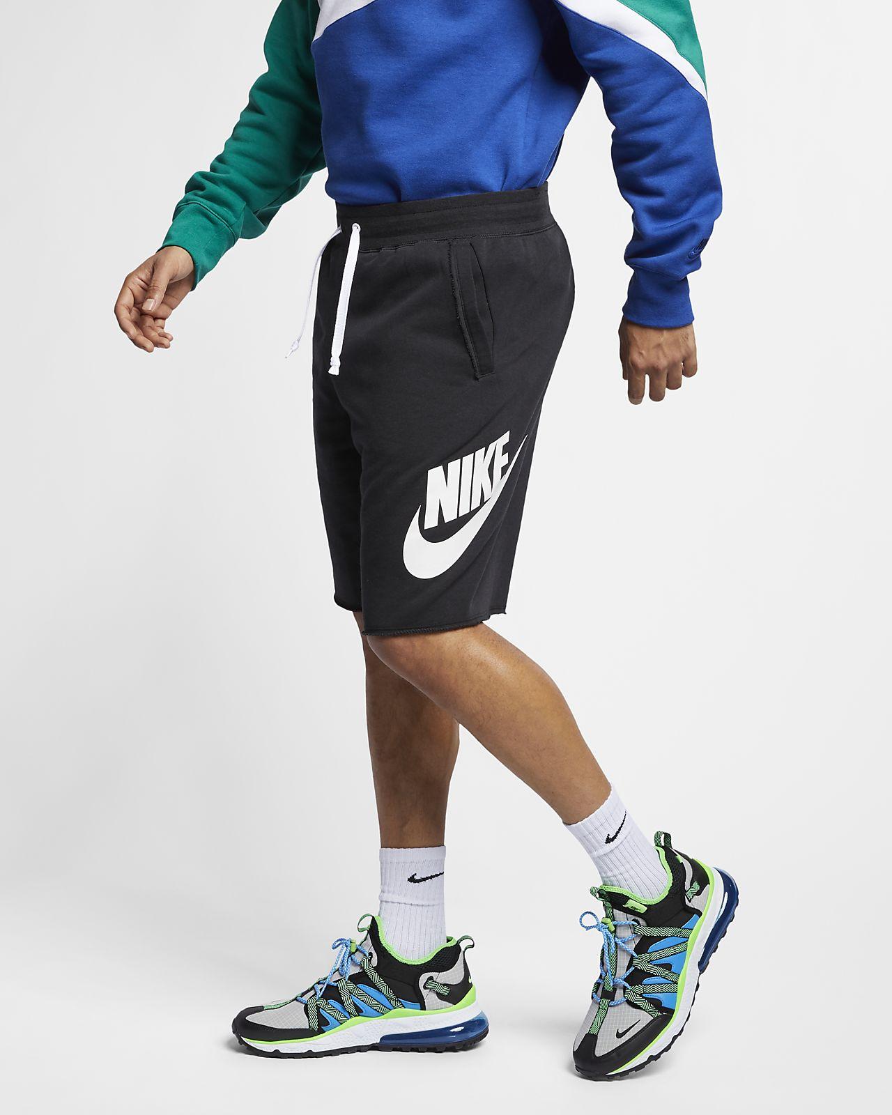 Short en molleton Nike Sportswear Alumni pour Homme