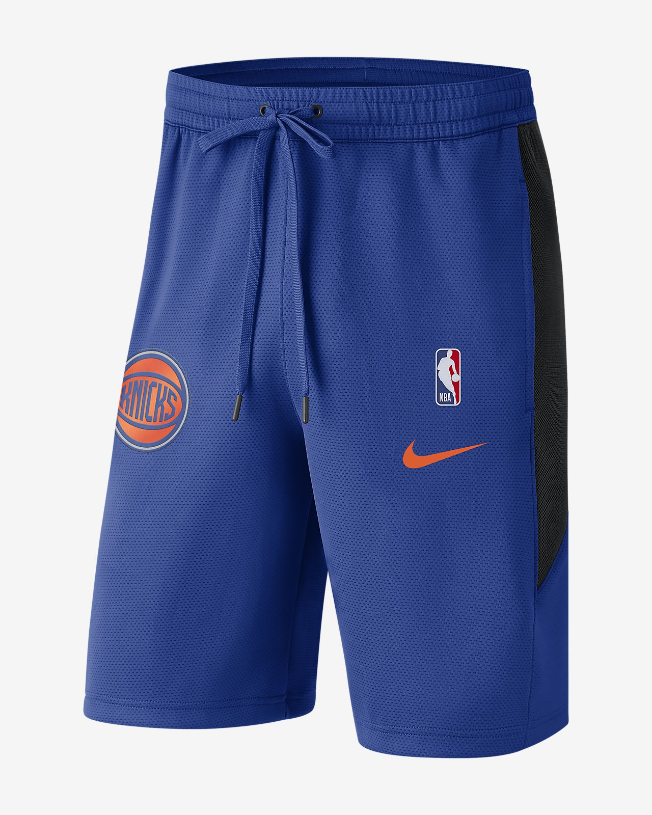 New York Knicks Nike Therma Flex Men s NBA Shorts. Nike.com 9551147b2a57