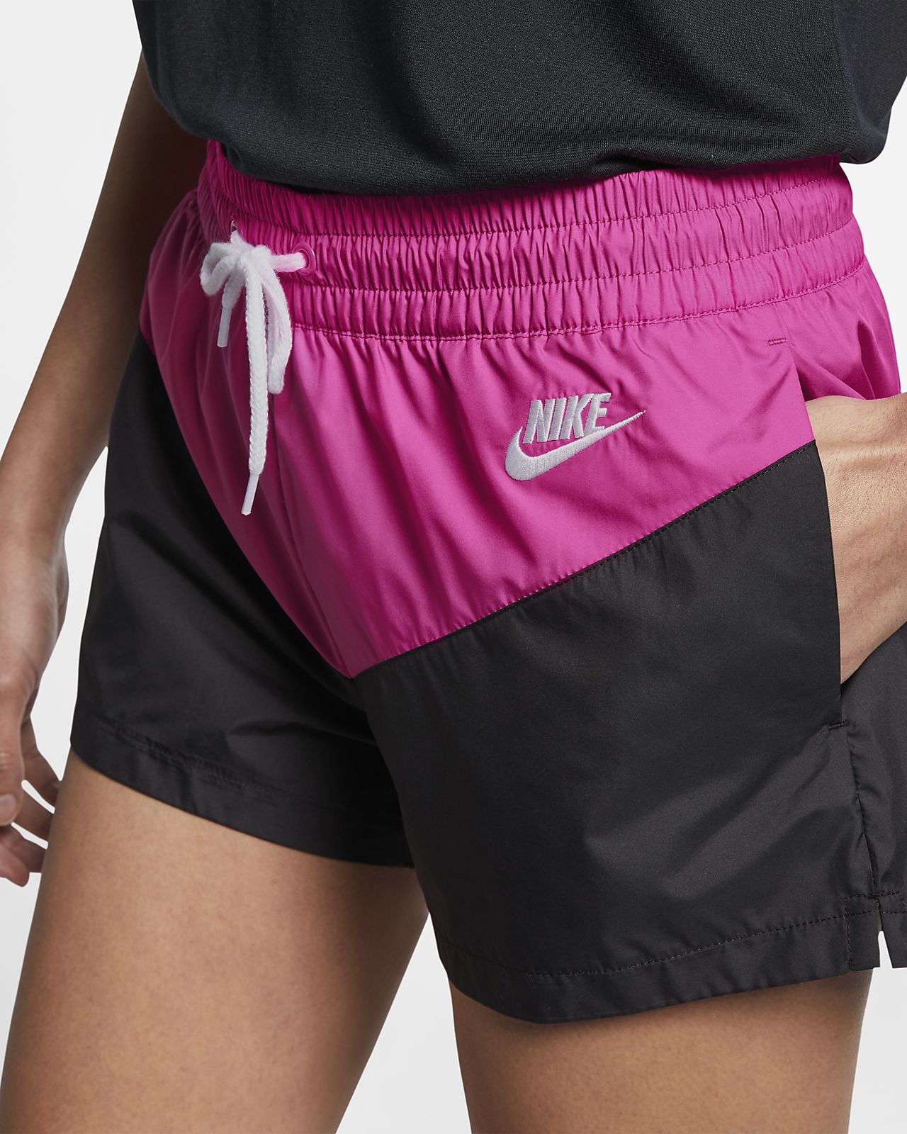 Nike Sportswear Heritage női polár rövidnadrág