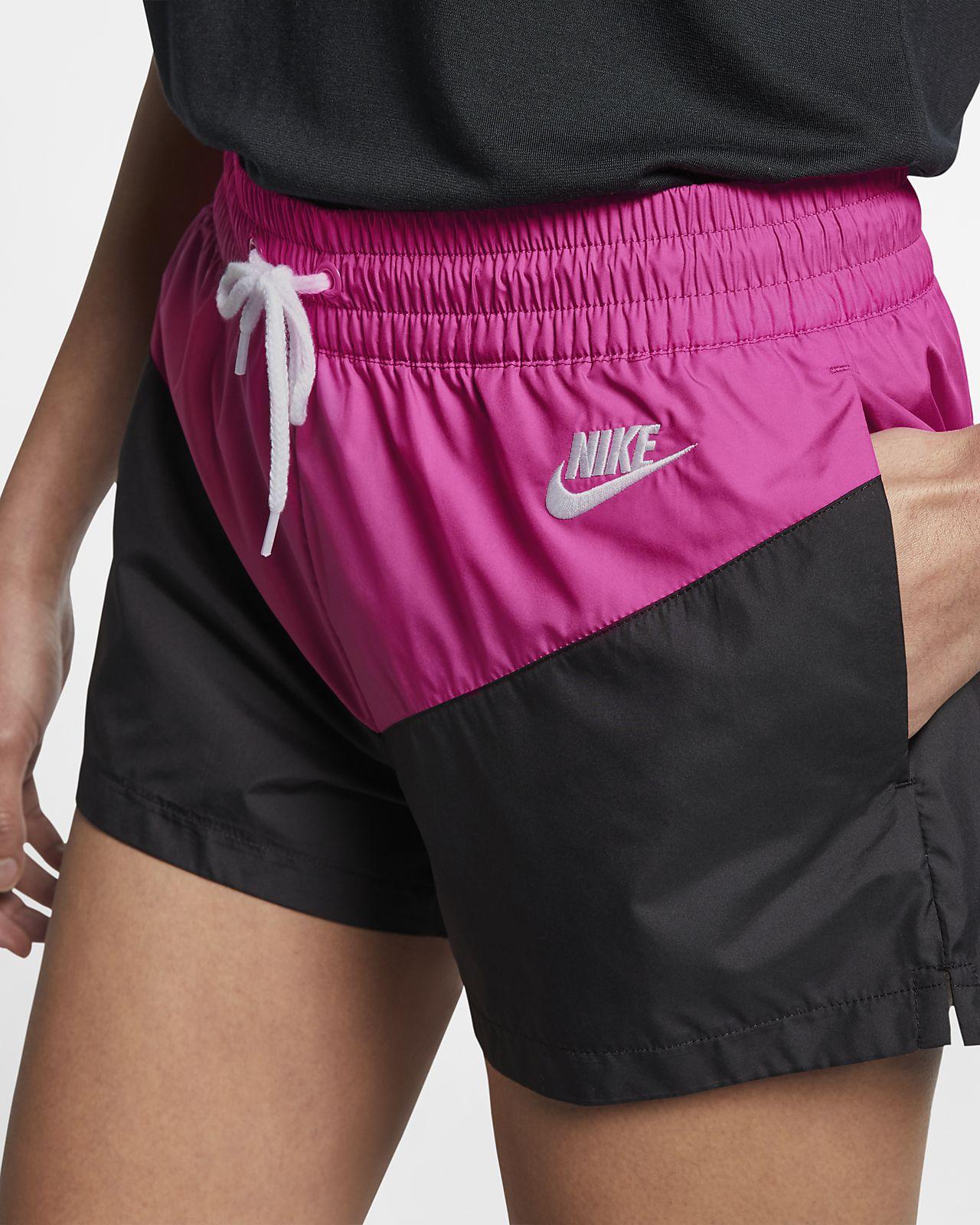 Nike Sportswear Heritage Damen-Webshorts