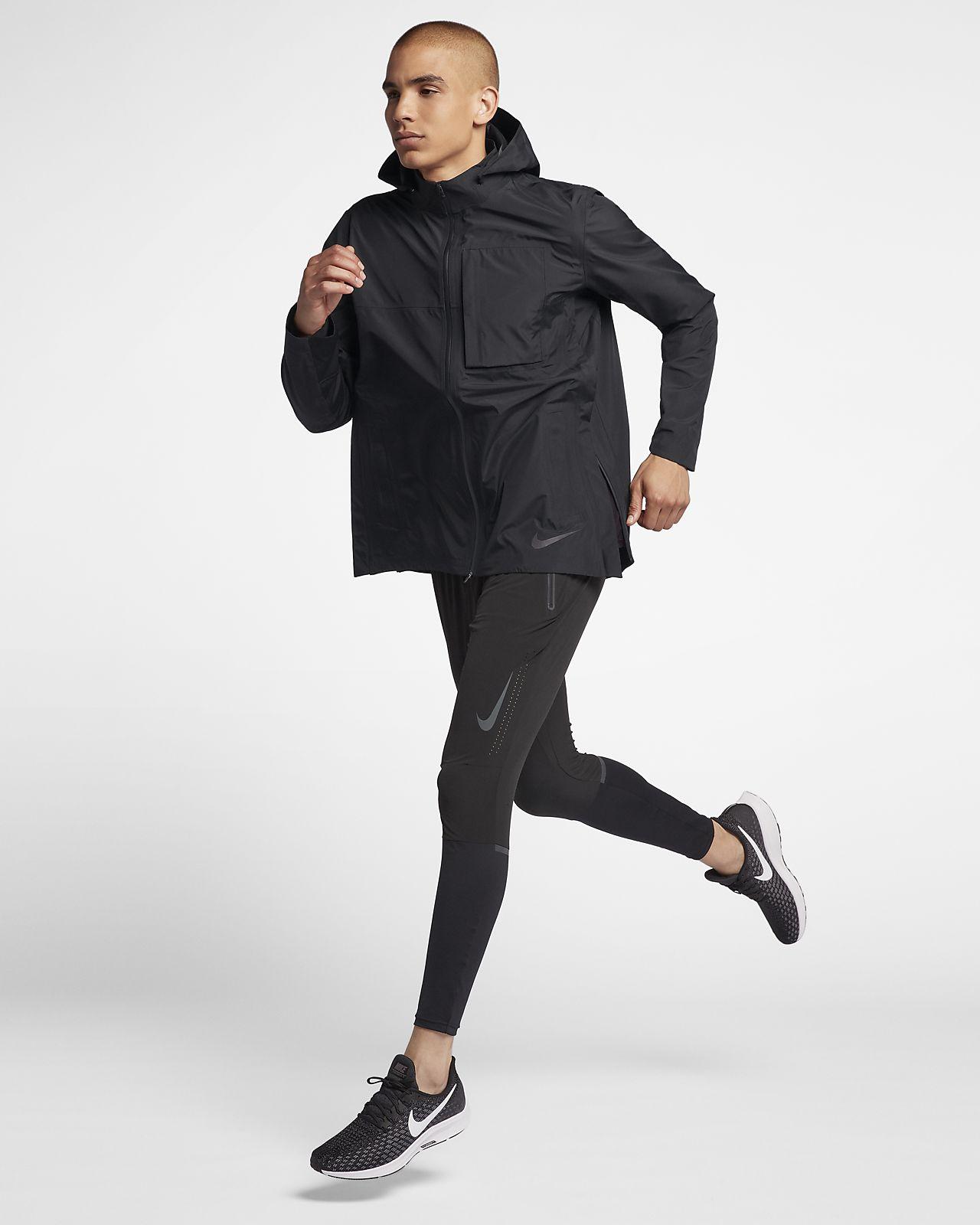 site réputé 6fc2a 12f07 Veste de running Nike AeroShield pour Homme