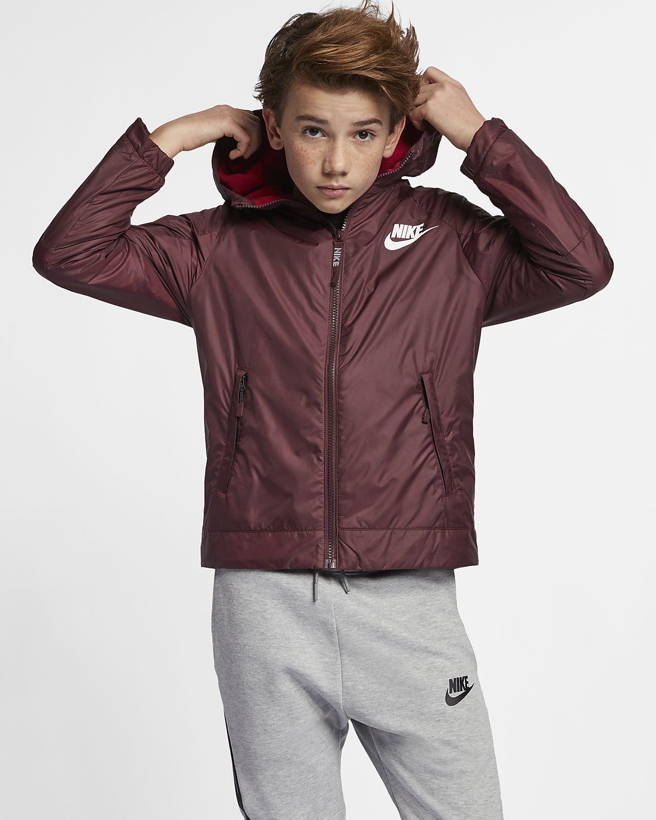 Bunda Nike Sportswear pro větší děti