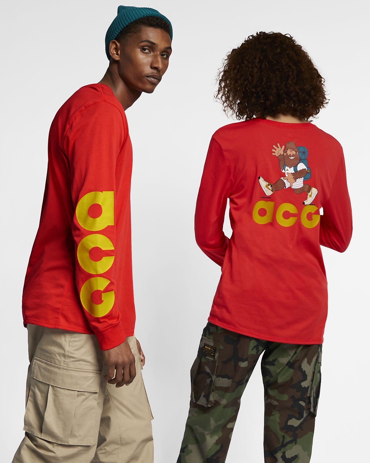 8954a0081c4a8 Nike Sportswear ACG Long-Sleeve T-Shirt. Nike.com