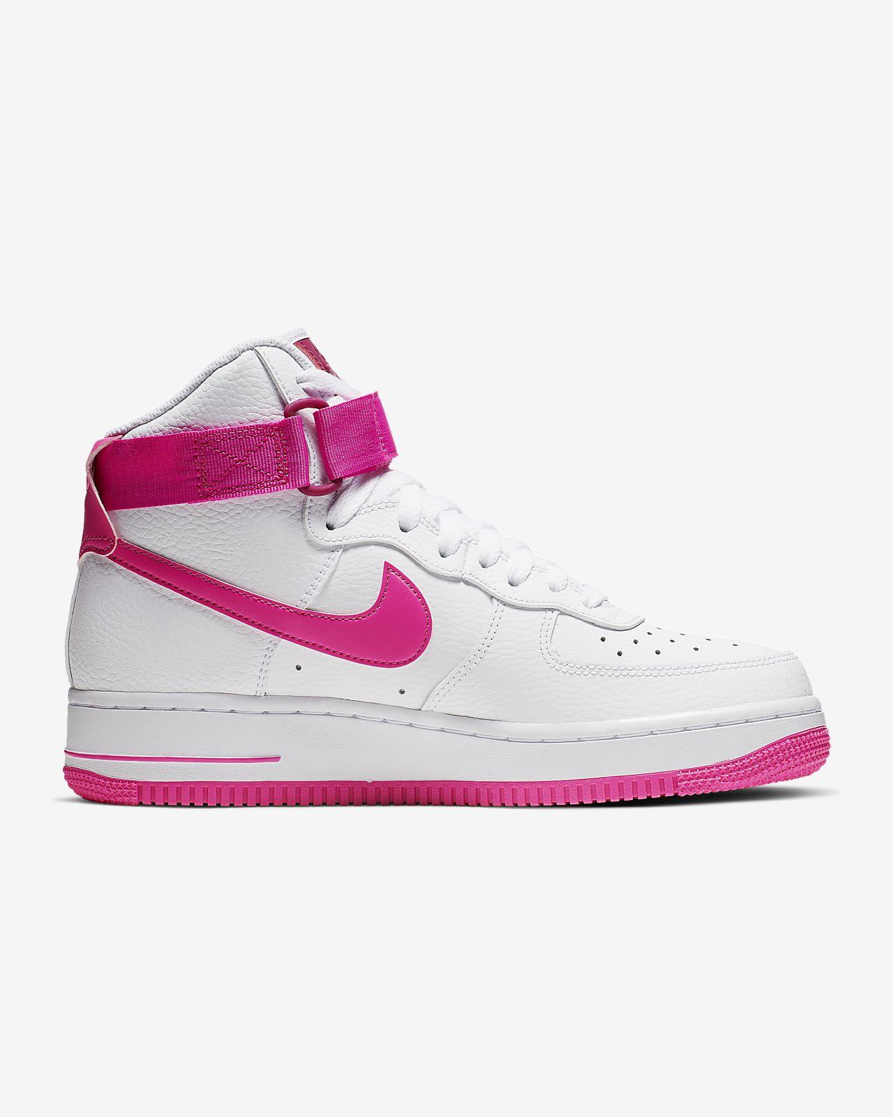 nouveau style d138a 81755 Chaussure Nike Air Force 1 High 08 LE pour Femme