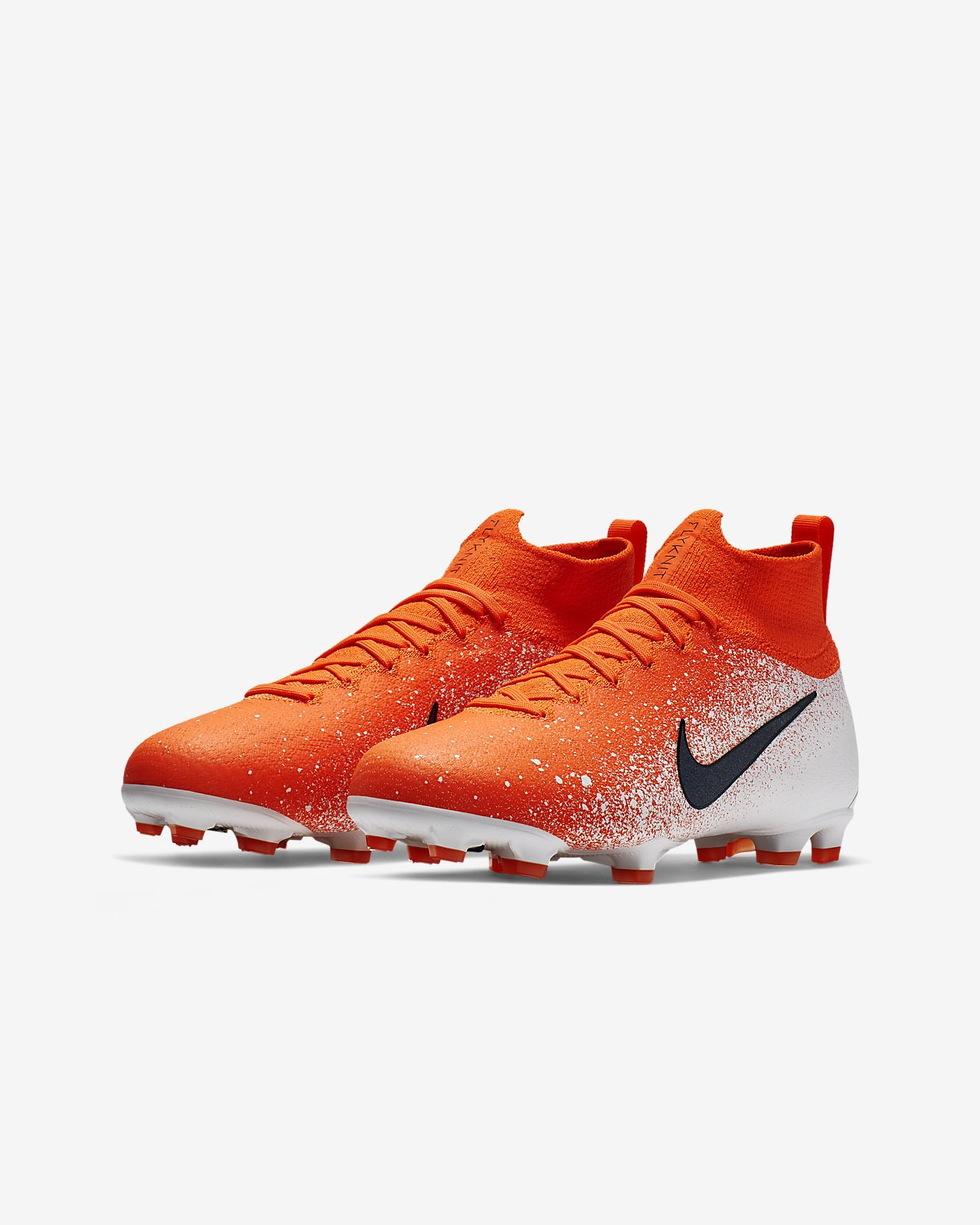 3973ff332 ... Nike Jr. Superfly 6 Elite FG Older Kids' Firm-Ground Football Boot