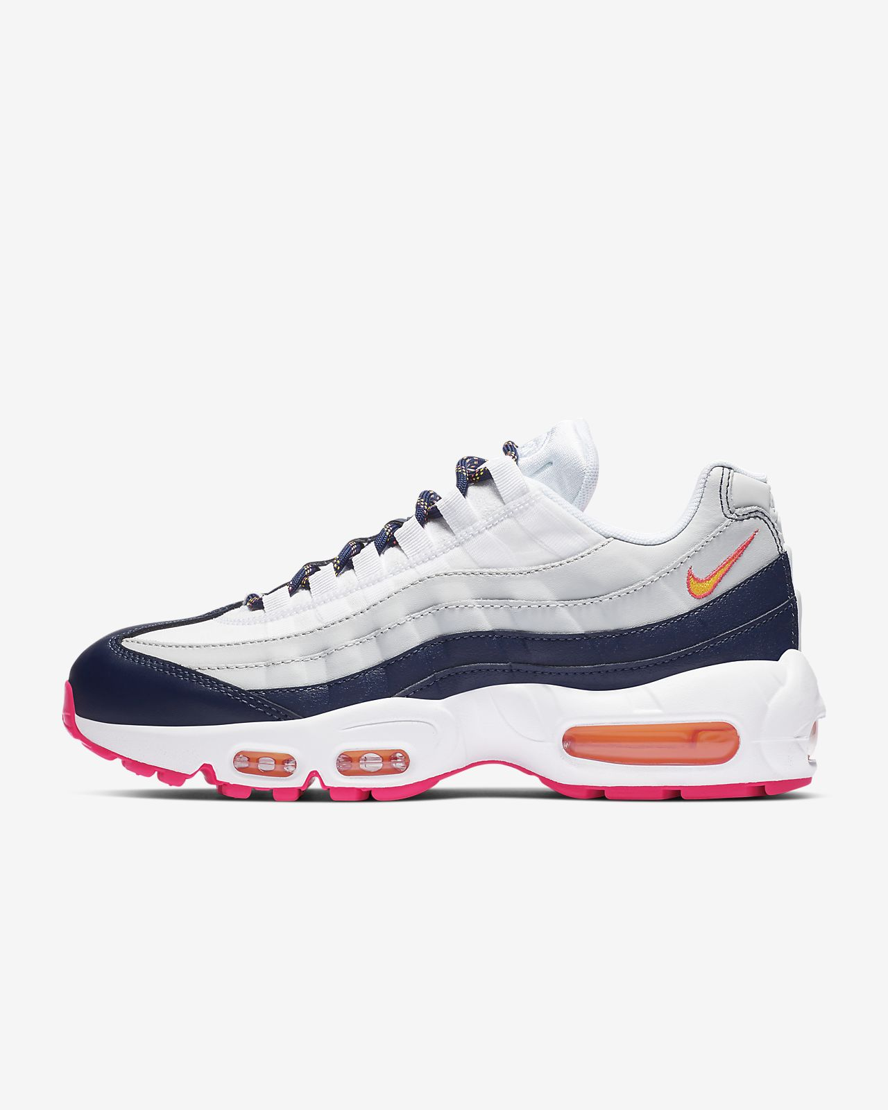 new product 1a214 84267 ... Scarpa Nike Air Max 95 Premium - Donna