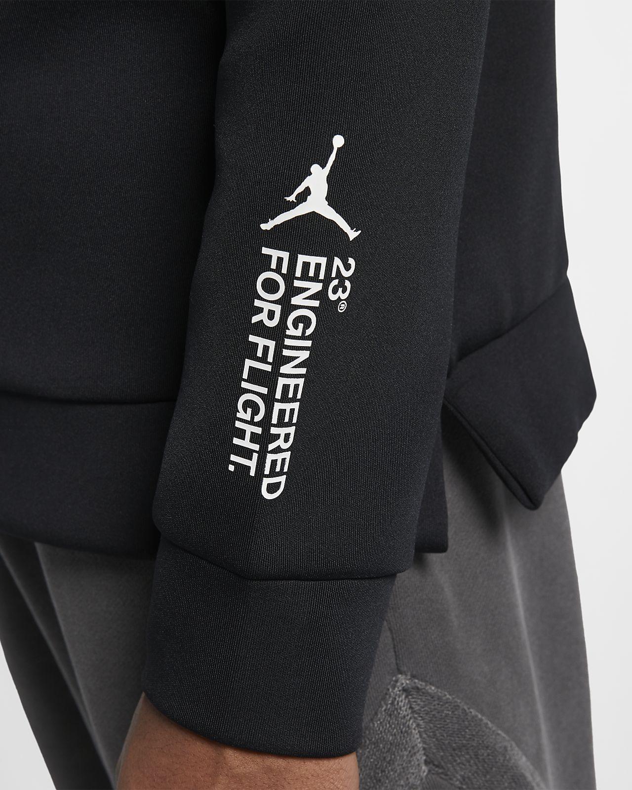 ca774e4f9854 Jordan Flight Tech Lite Men s 1 4-Zip Top. Nike.com