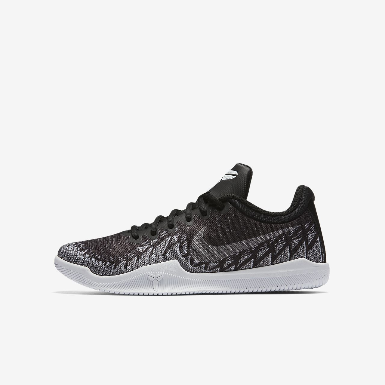 ... Nike Mamba Rage Big Kids' Basketball Shoe