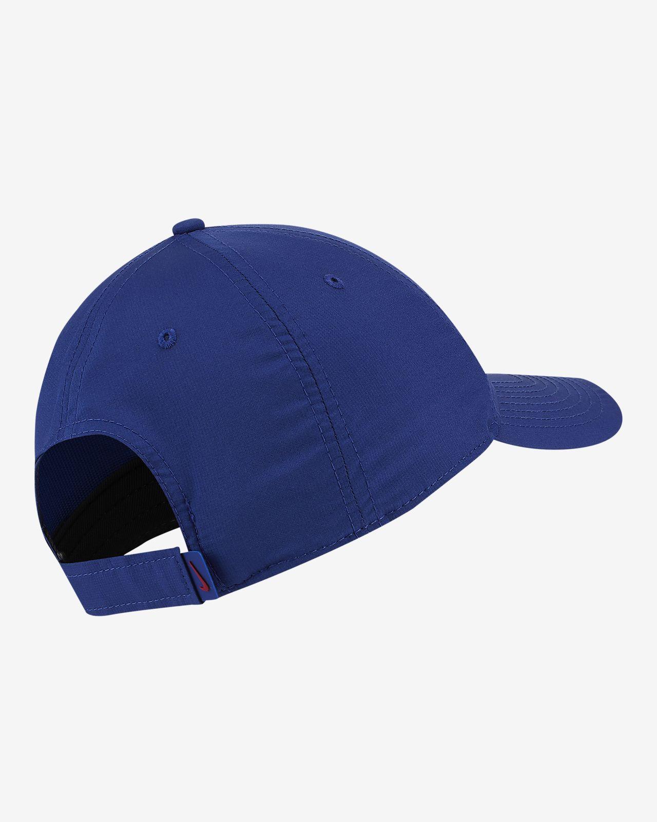 e4c8ca8cca5 Nike Dri-FIT FC Barcelona Legacy91 Adjustable Hat. Nike.com MY