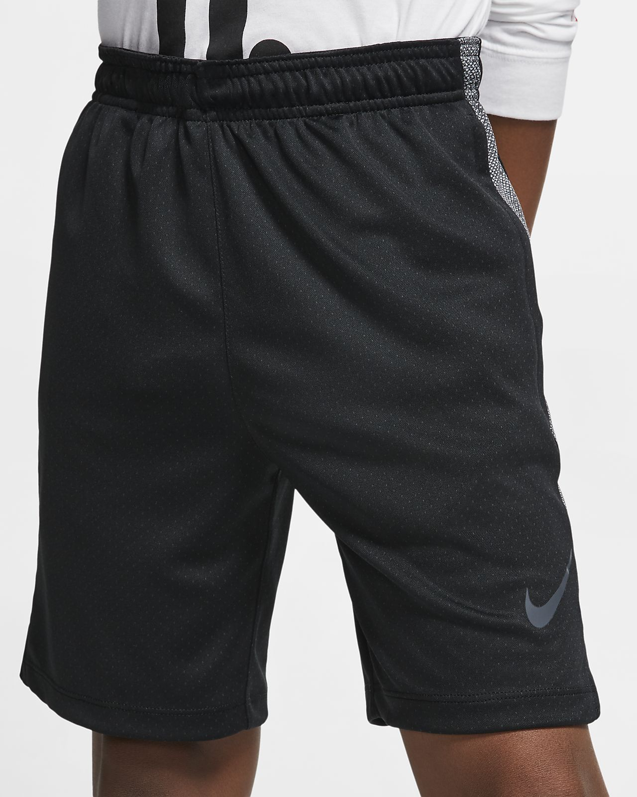 28ae25249 Nike Dri-FIT Strike Older Kids' Football Shorts. Nike.com NO