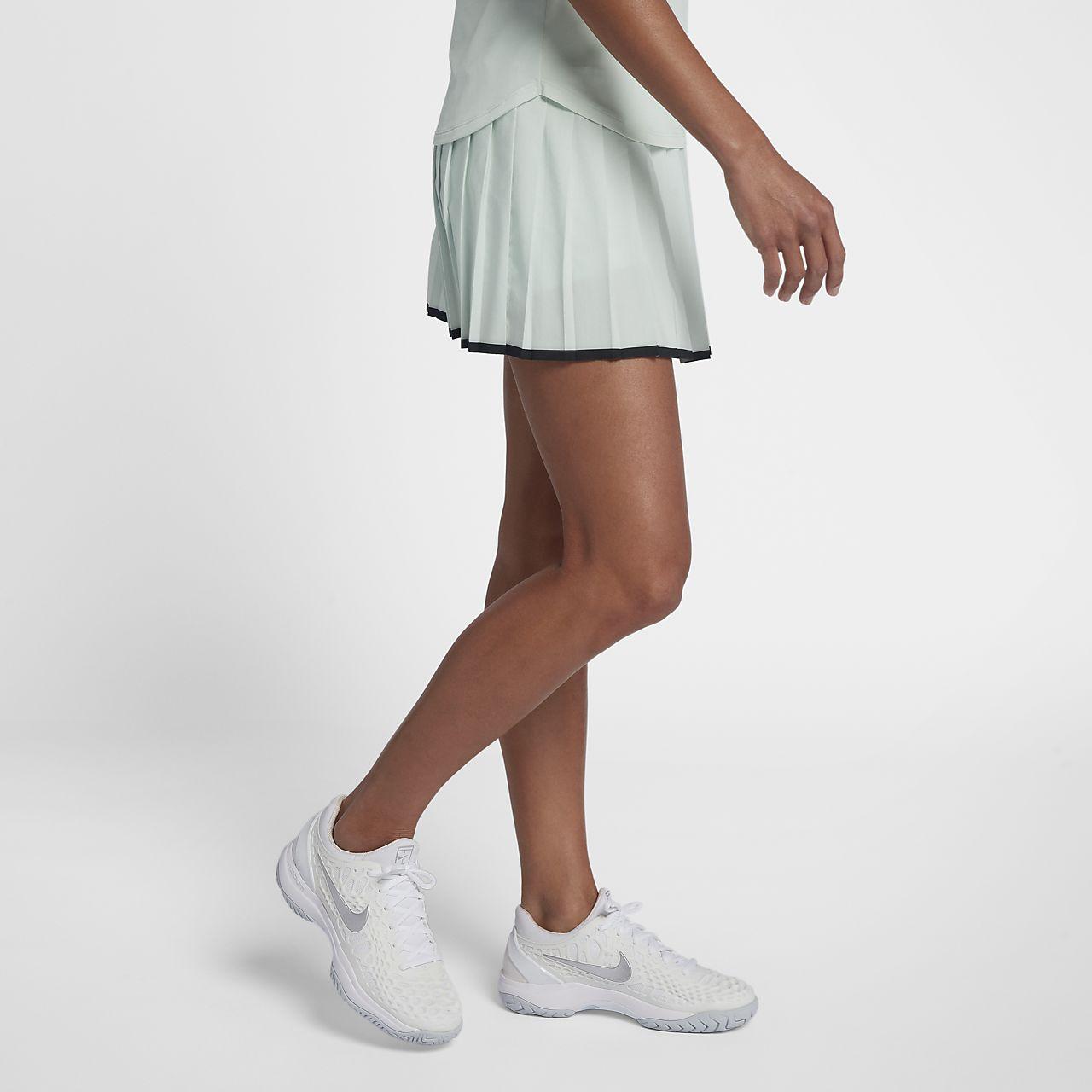 ... NikeCourt Victory Women's Tennis Skirt