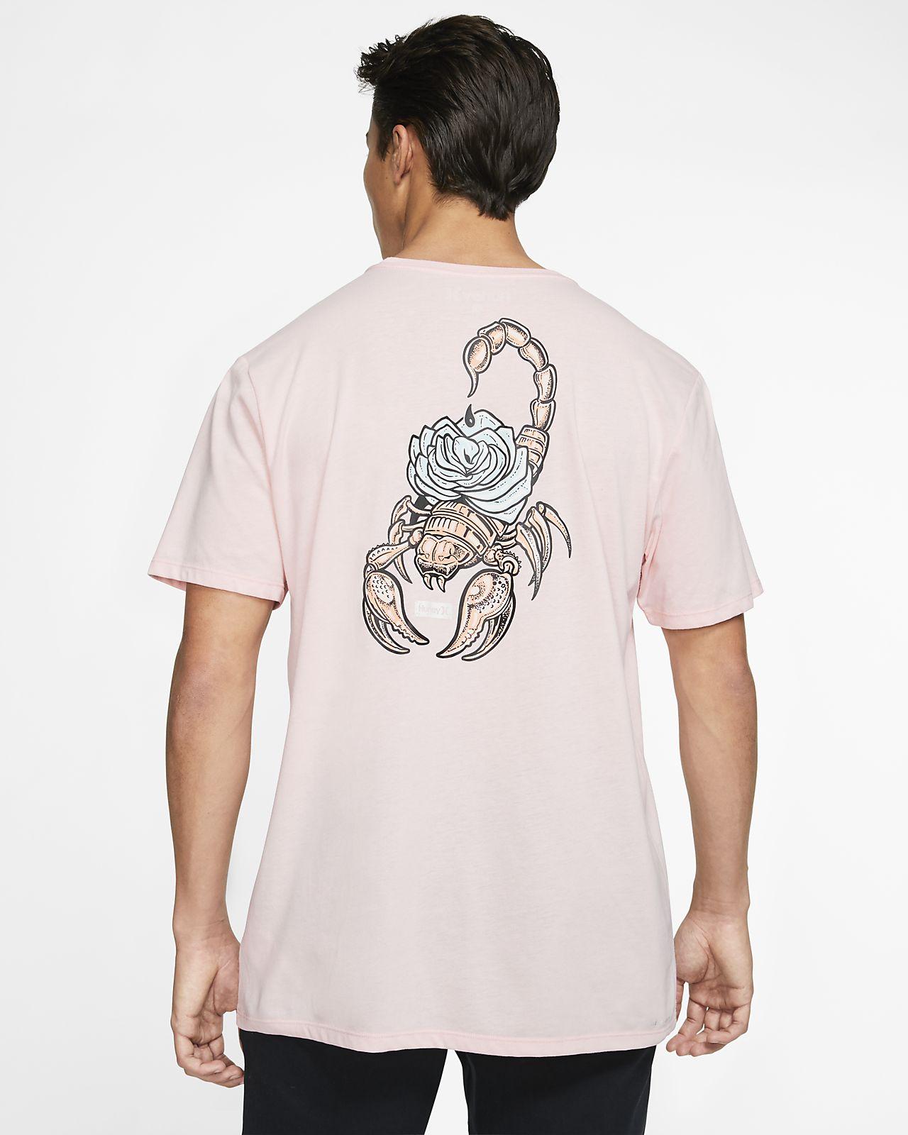 Ανδρικό T-Shirt Hurley Dri-FIT Stinger