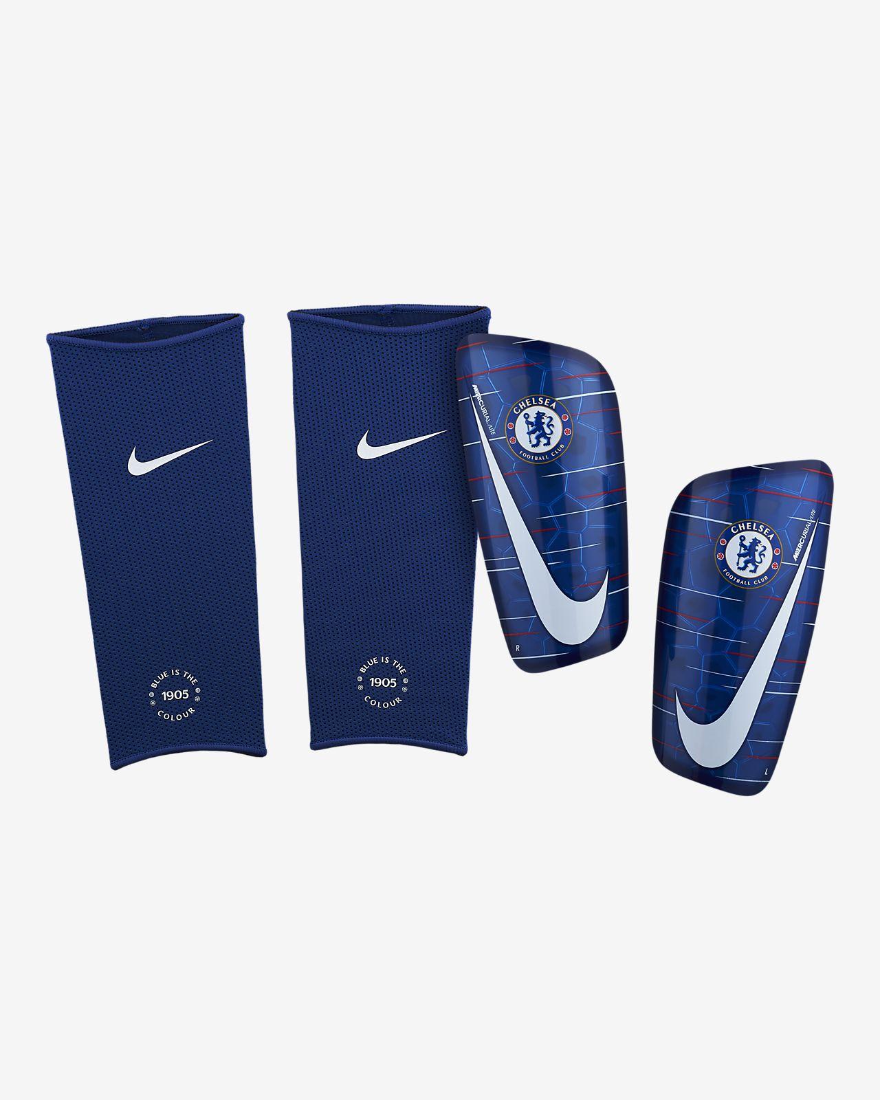 Protège-tibias de football Chelsea FC Mercurial Lite