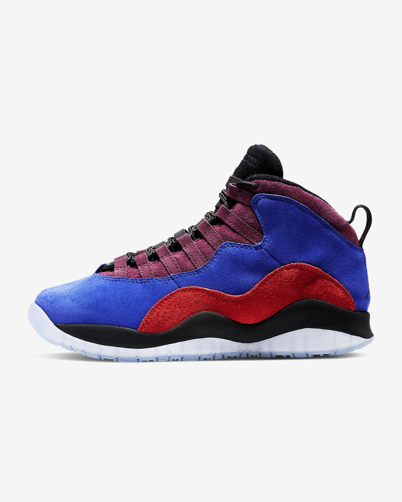 info for 89448 e5155 Air Jordan 10 Retro Women's Shoe