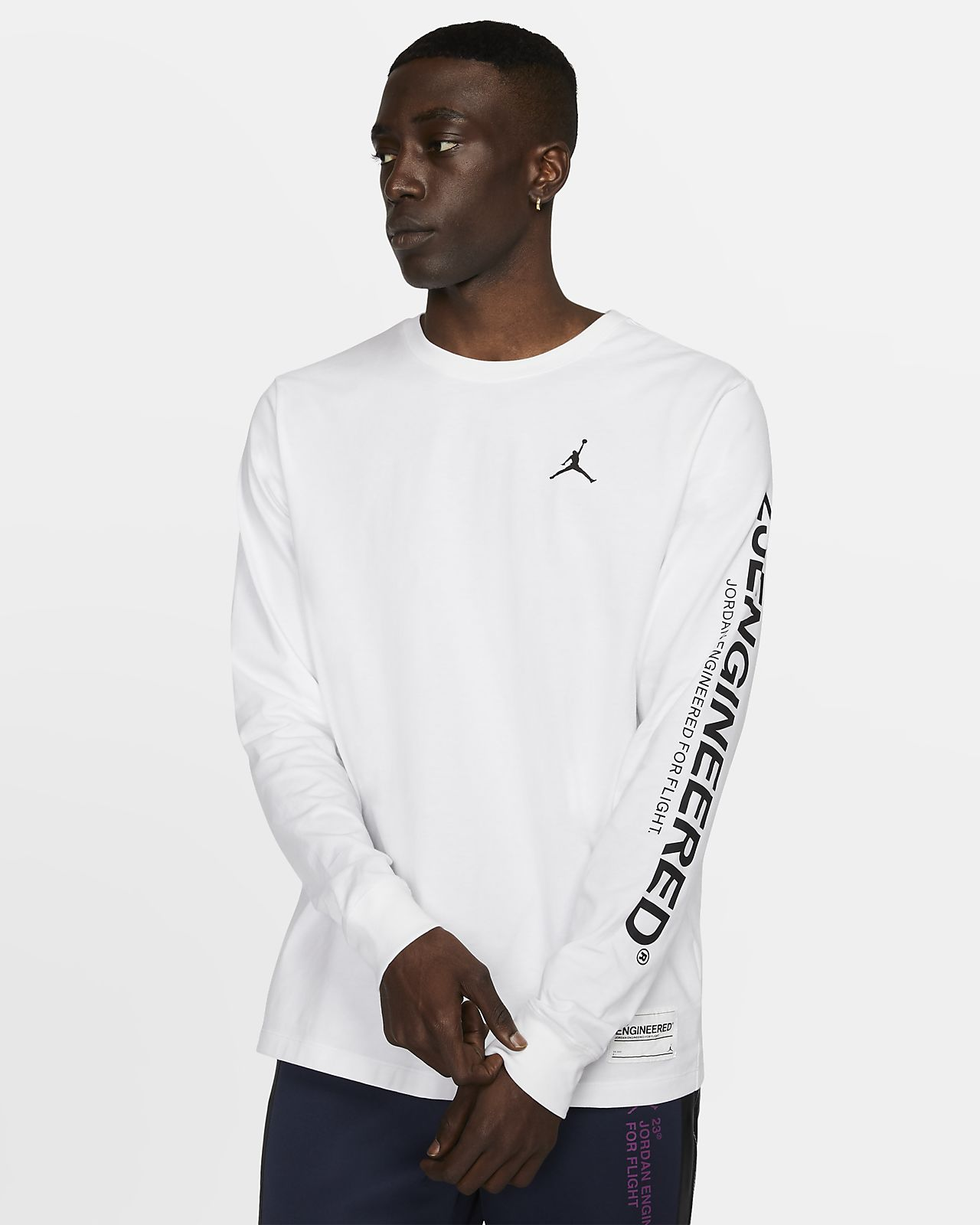 978acf5b9aa Jordan 23 Engineered Men's Long-Sleeve T-Shirt. Nike.com