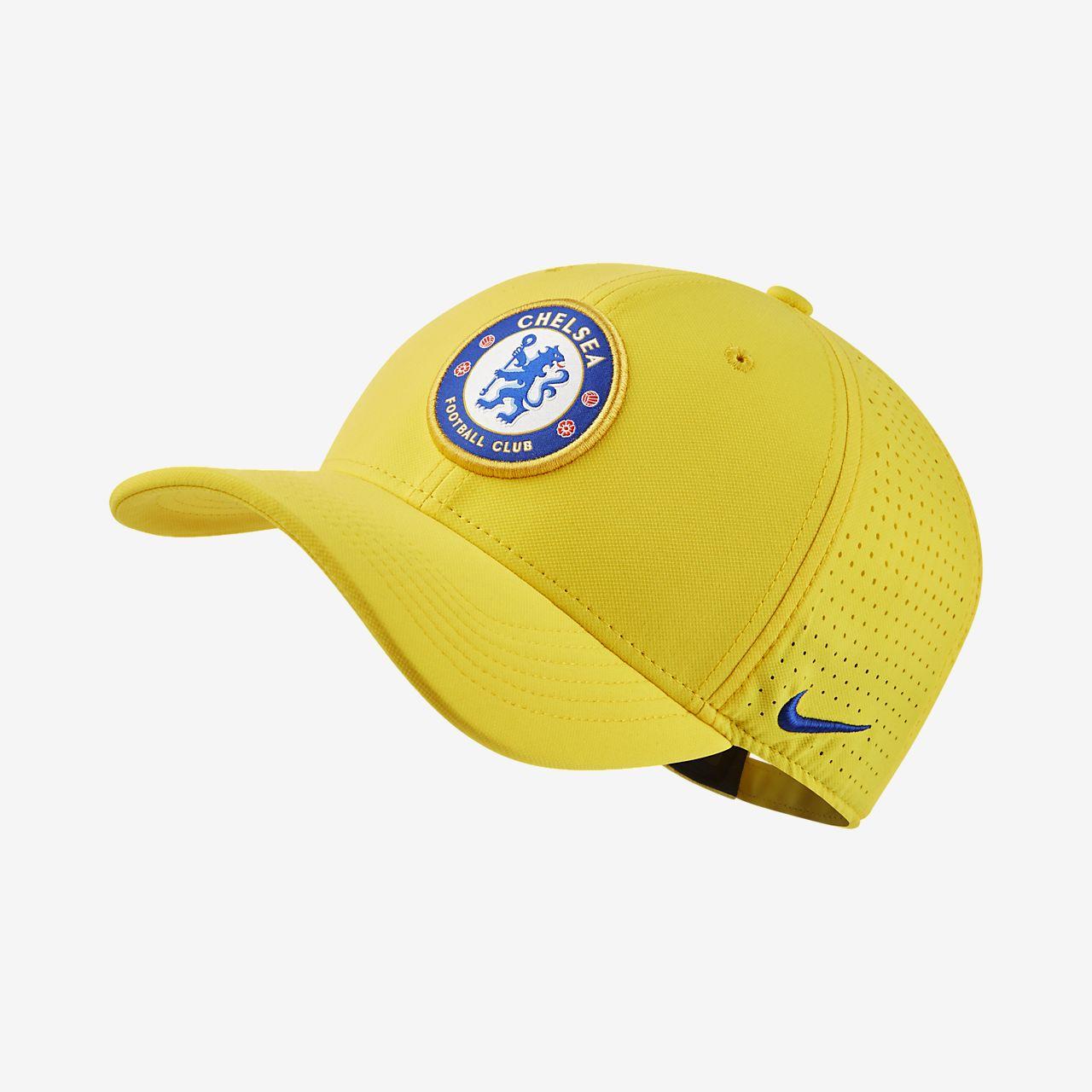 Chelsea FC AeroBill Classic99 Adjustable Hat. Nike.com AU 8763883c6de7