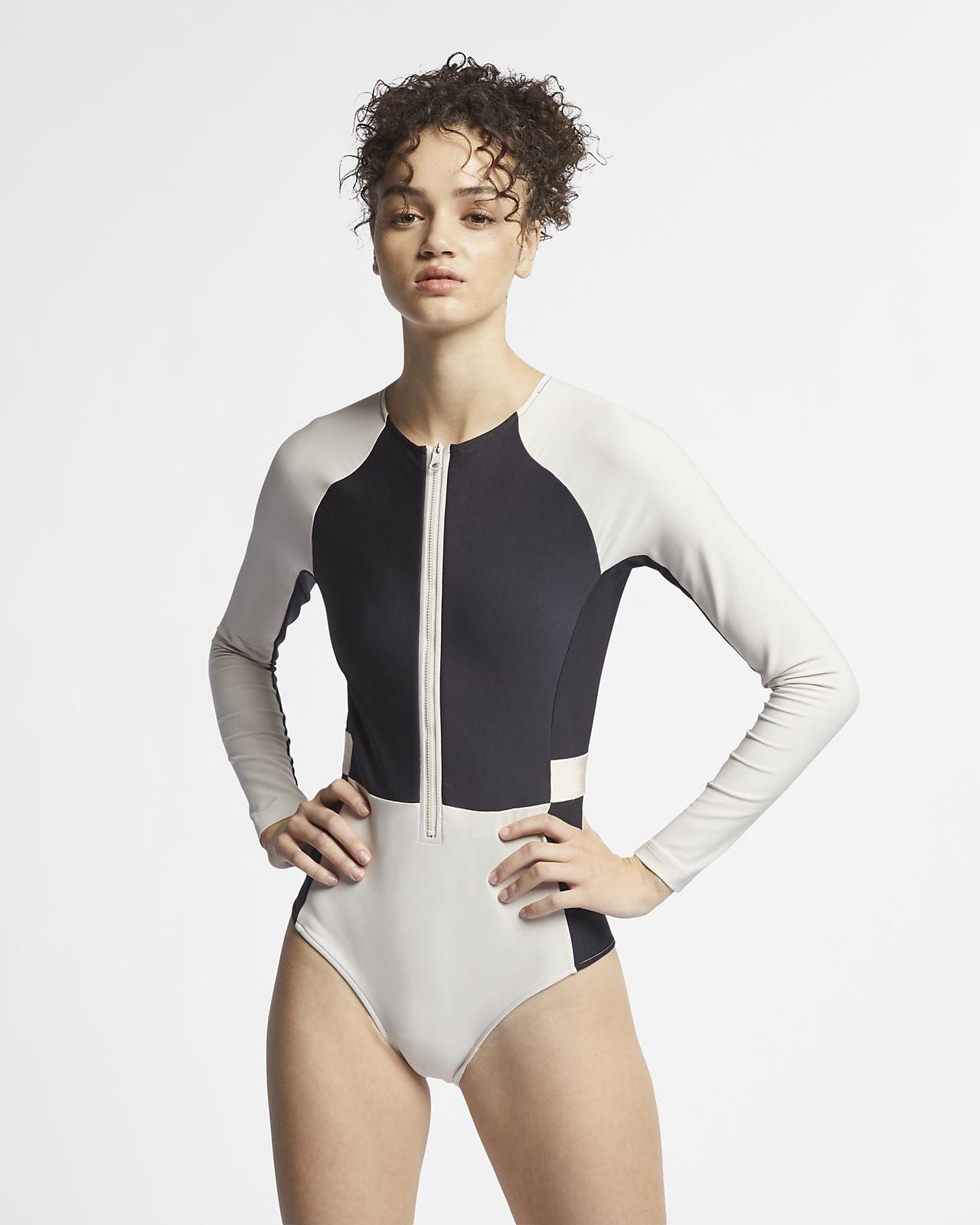 e3021a02ed6 Hurley Quick Dry Ballet Women s Long-Sleeve Surf Suit. Nike.com