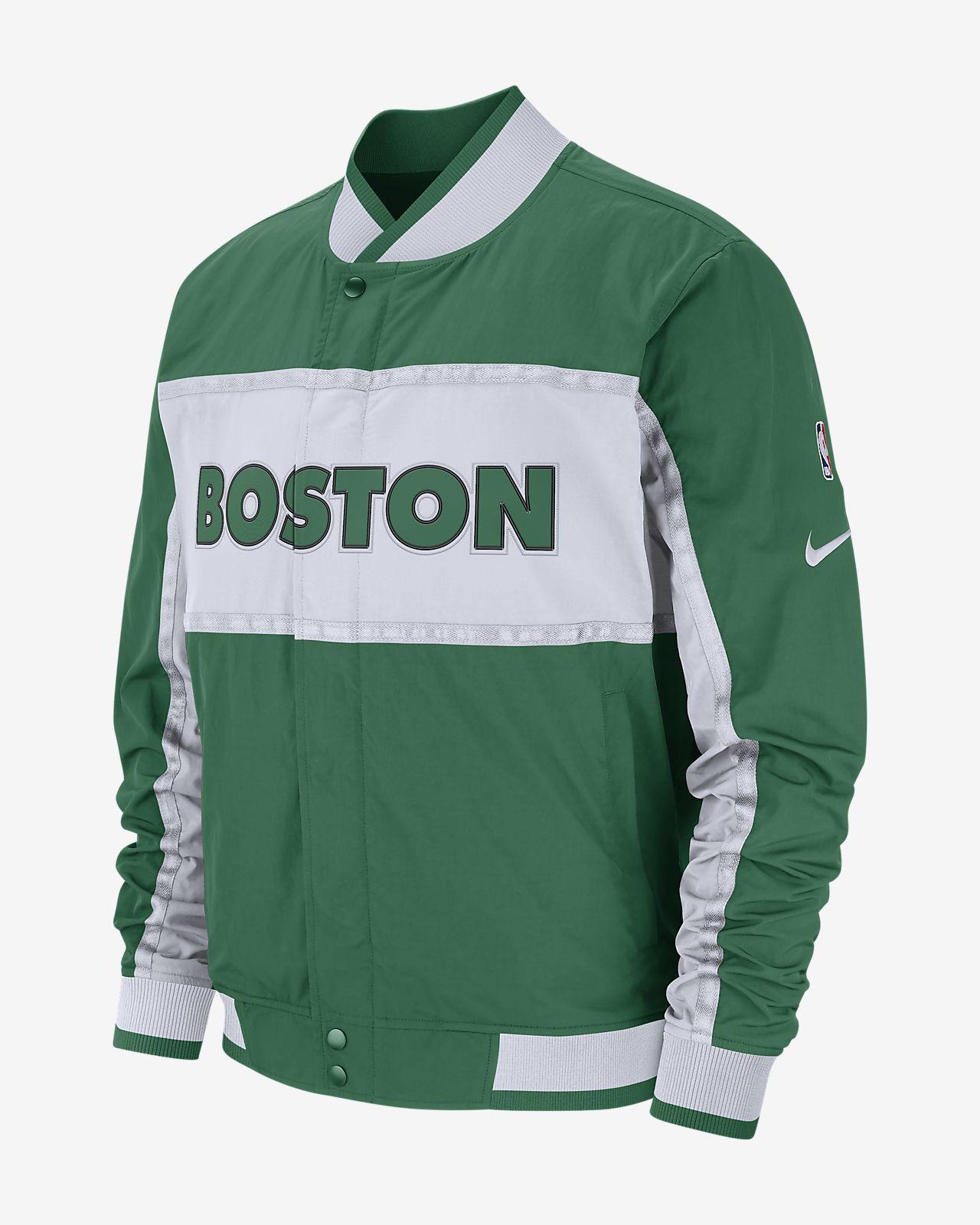 ボストン セルティックス ナイキ コートサイド メンズ NBA ジャケット