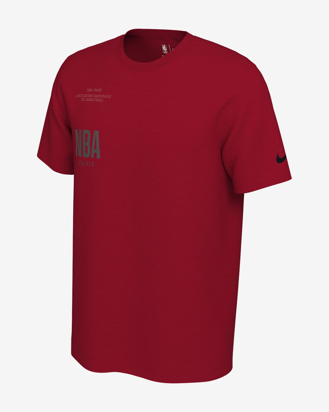 Tee-shirt NBA Nike « Paris » pour Homme