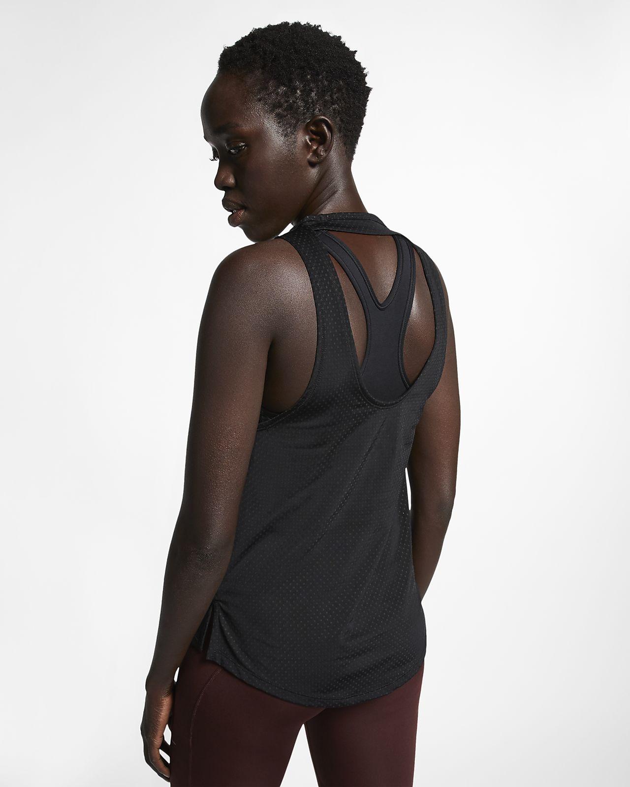 66a23896146576 Nike Breathe Miler Women s Running Tank. Nike.com AE