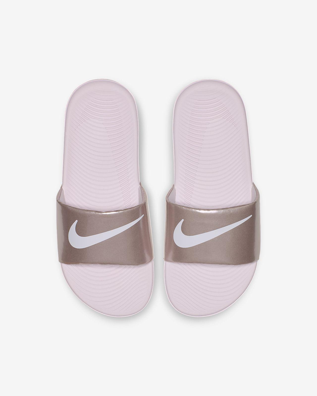 08c3b70ab96f Nike Kawa Little Big Kids  Slide. Nike.com
