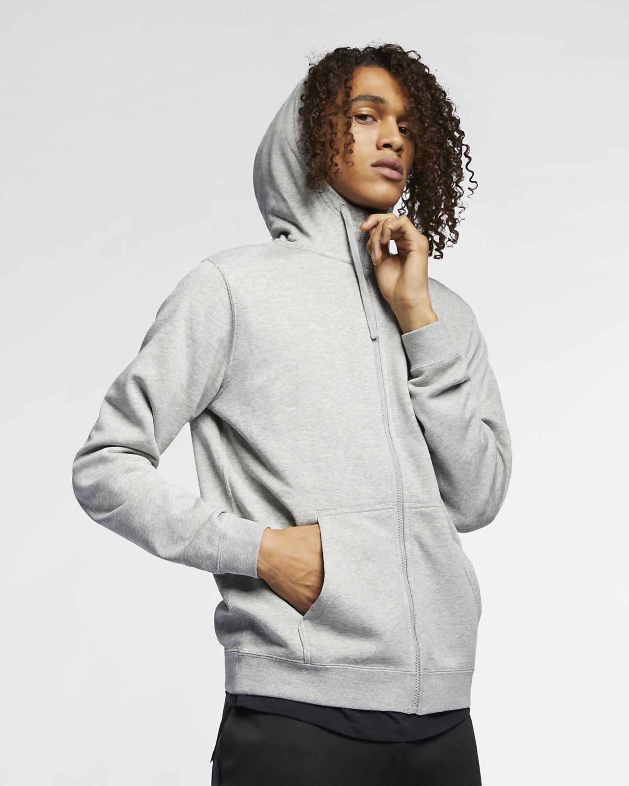 Nike Sportswear Herren-Hoodie mit durchgehendem Reißverschluss