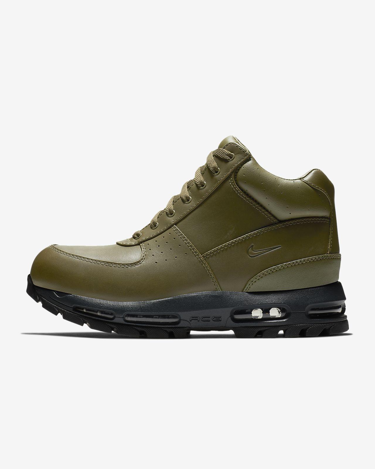 UK Nike Air Max Goaterra Boots BlackBlack Factory Price