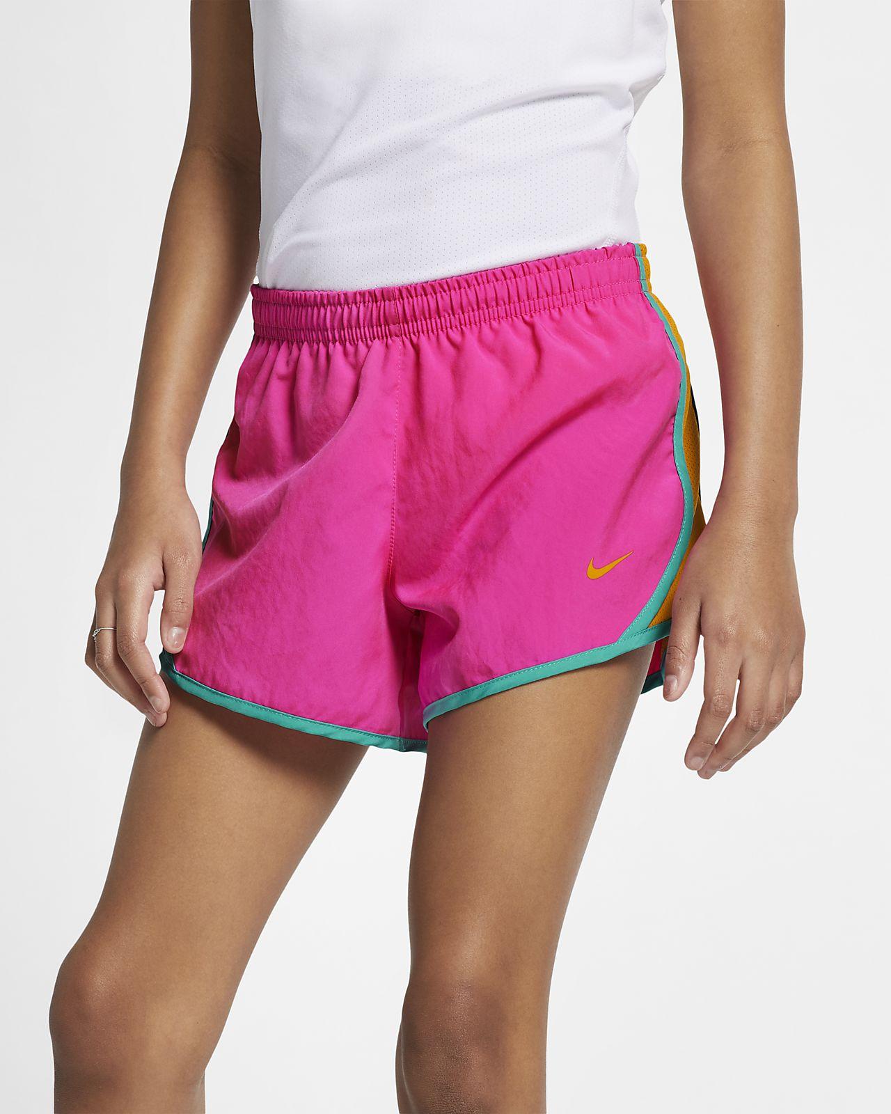 new products 7bc7e 110e2 ... Nike Dri-FIT Tempo Big Kids  (Girls ) Running Shorts