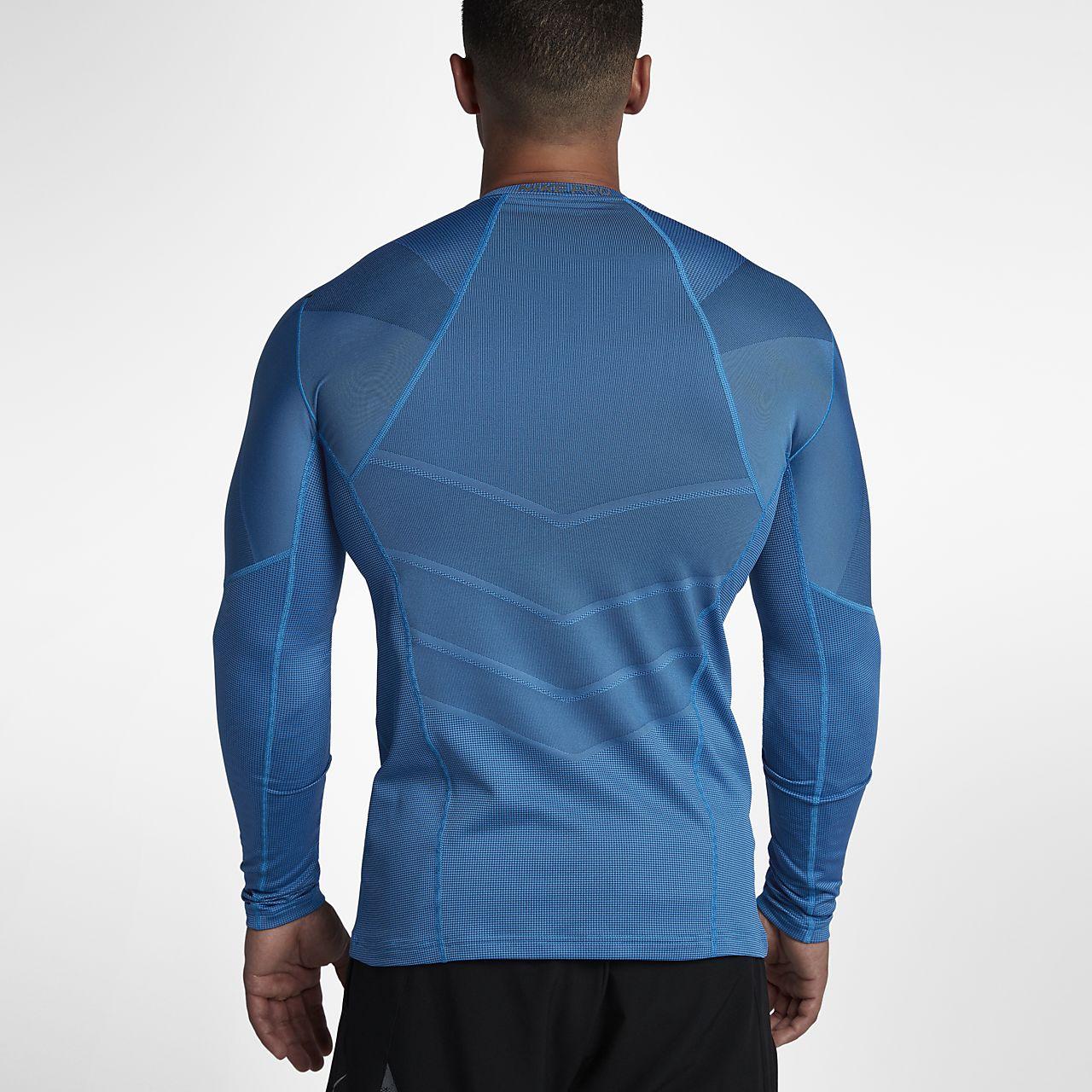 ... Nike Pro AeroLoft Men's Long Sleeve Training Top