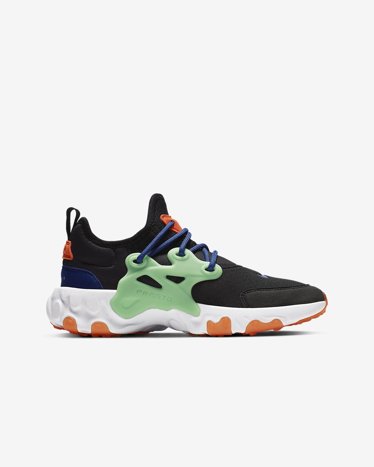 Für Kinder React Schuh Presto Ältere Nike 9EDIWH2