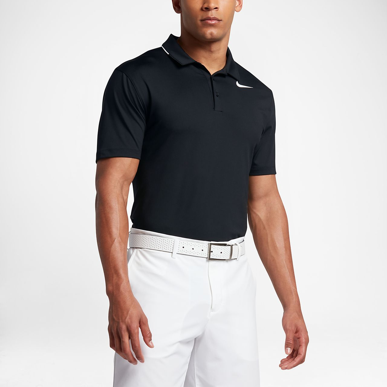 ... Nike Icon Elite Men's Standard Fit Golf Polo