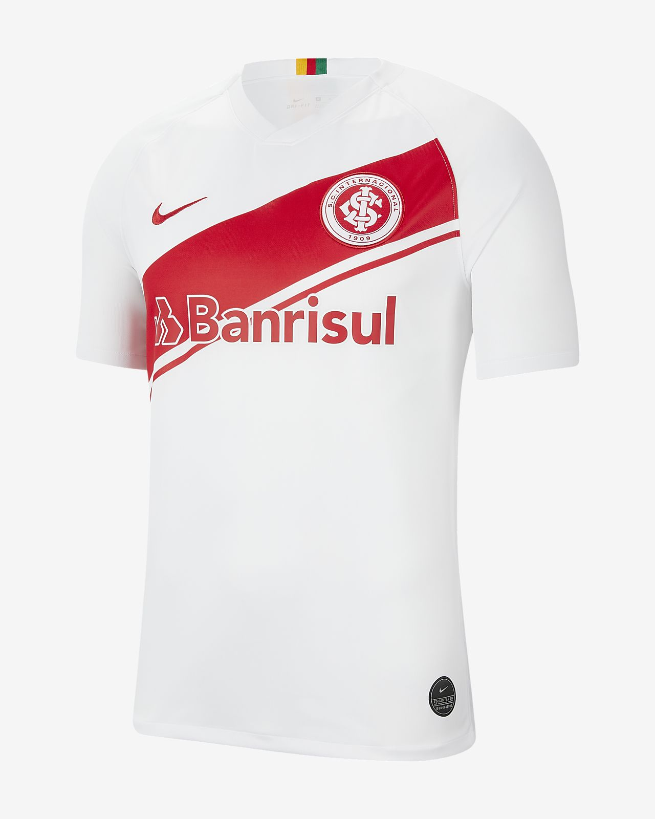 S.C. Internacional 2019/20 Stadium Away Men's Football Shirt