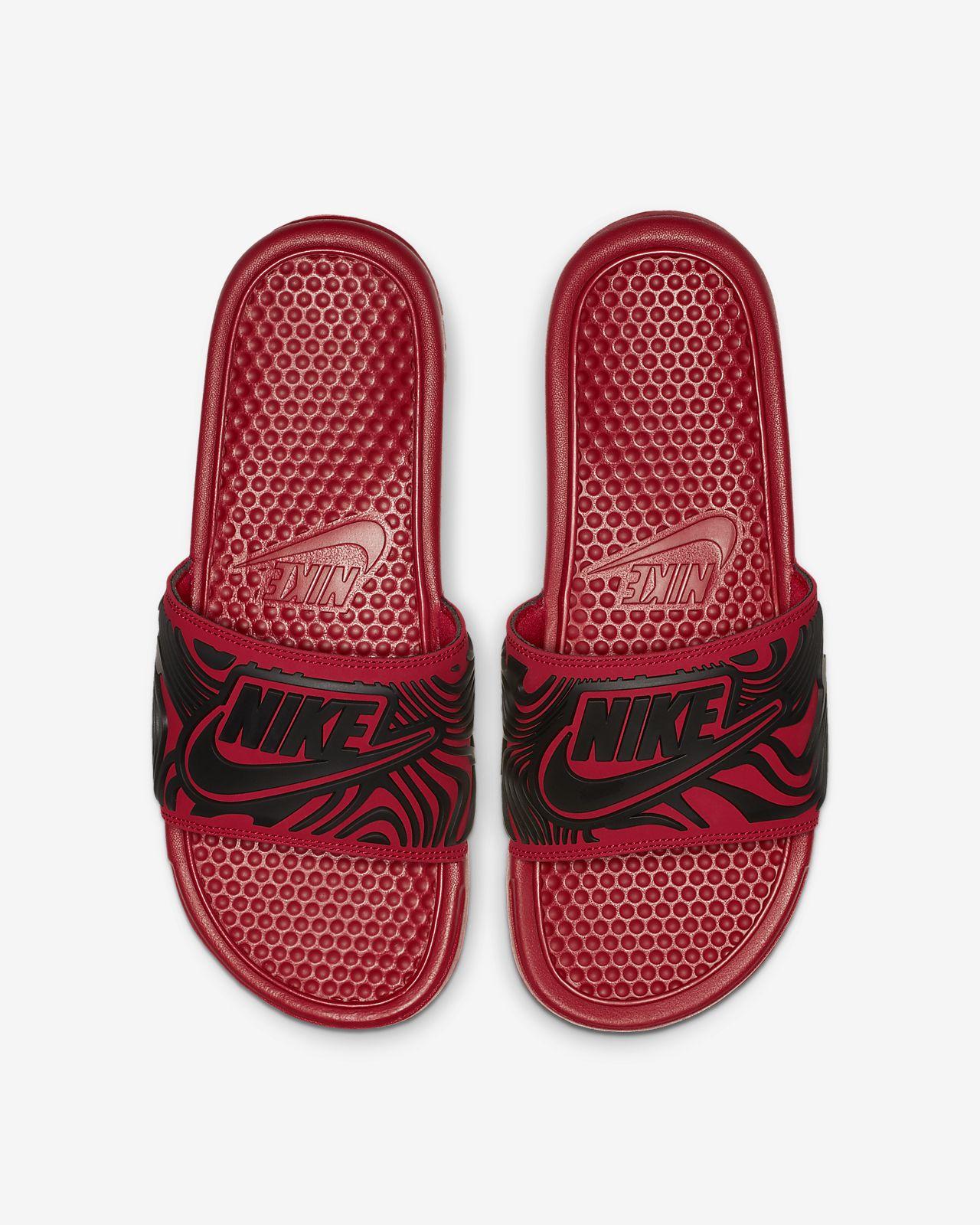 Claquette Nike Benassi JDI SE pour Homme