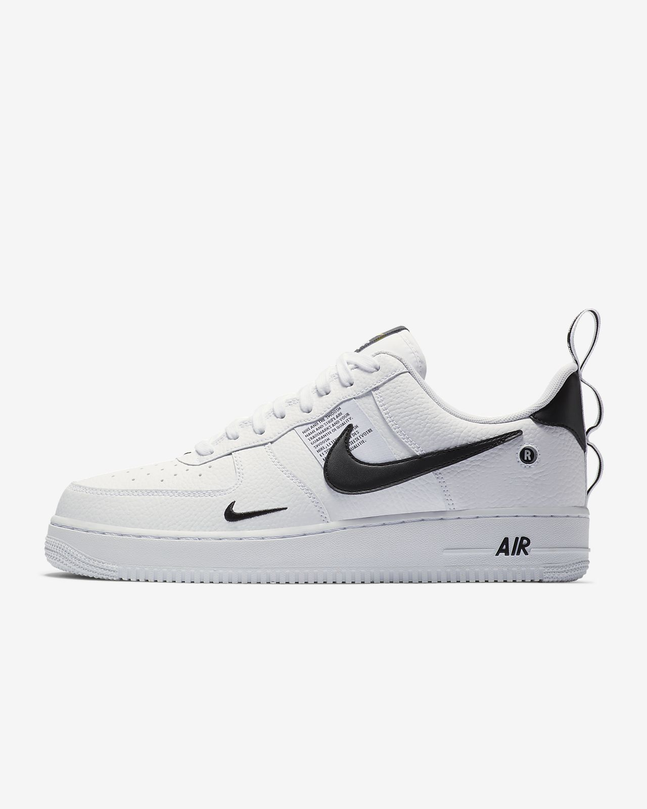475fe68f037c Nike Air Force 1  07 LV8 Utility Men s Shoe. Nike.com NL