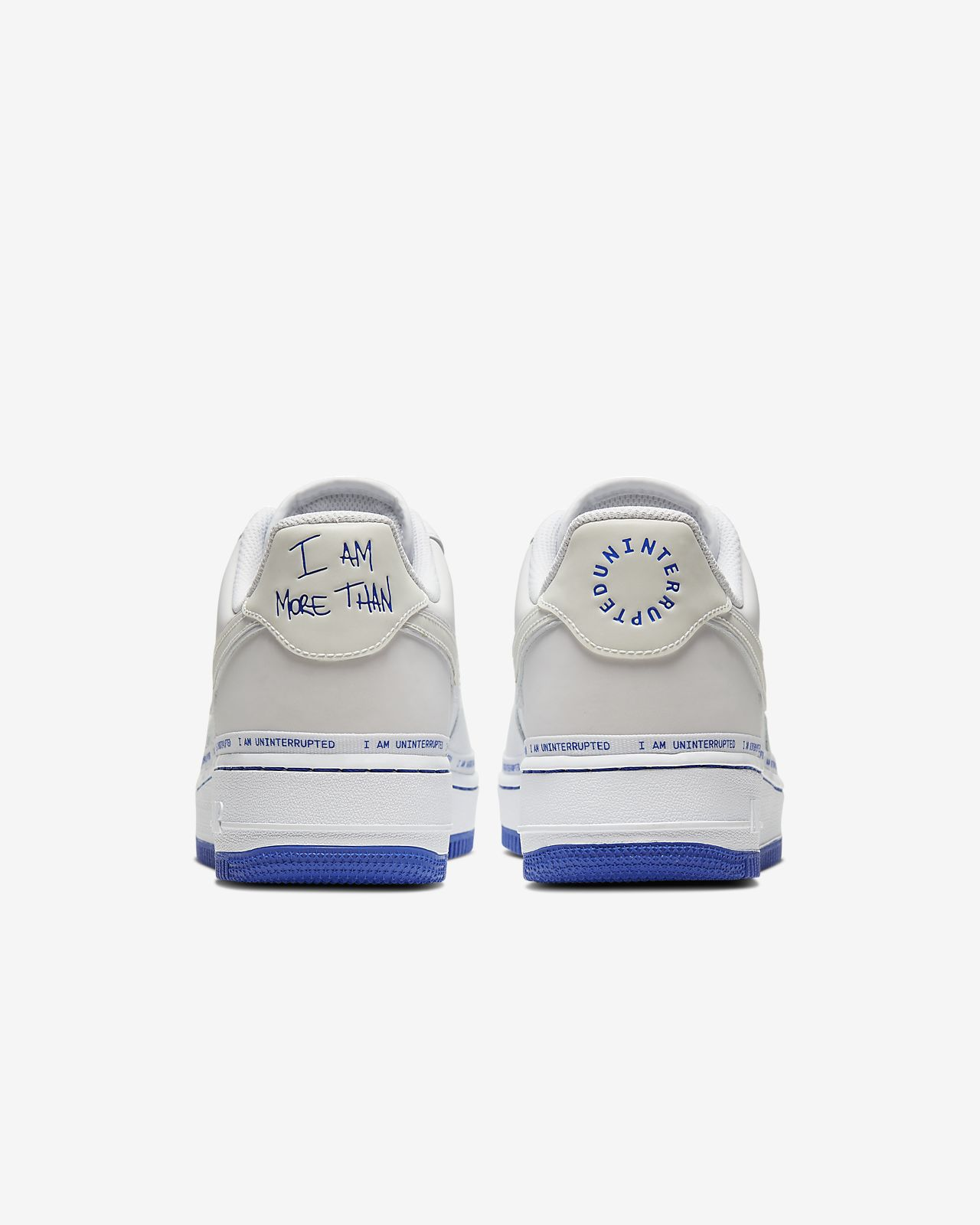 Nike Air Force 1 Low White Blue CQ0494 100 – Buy Best Price