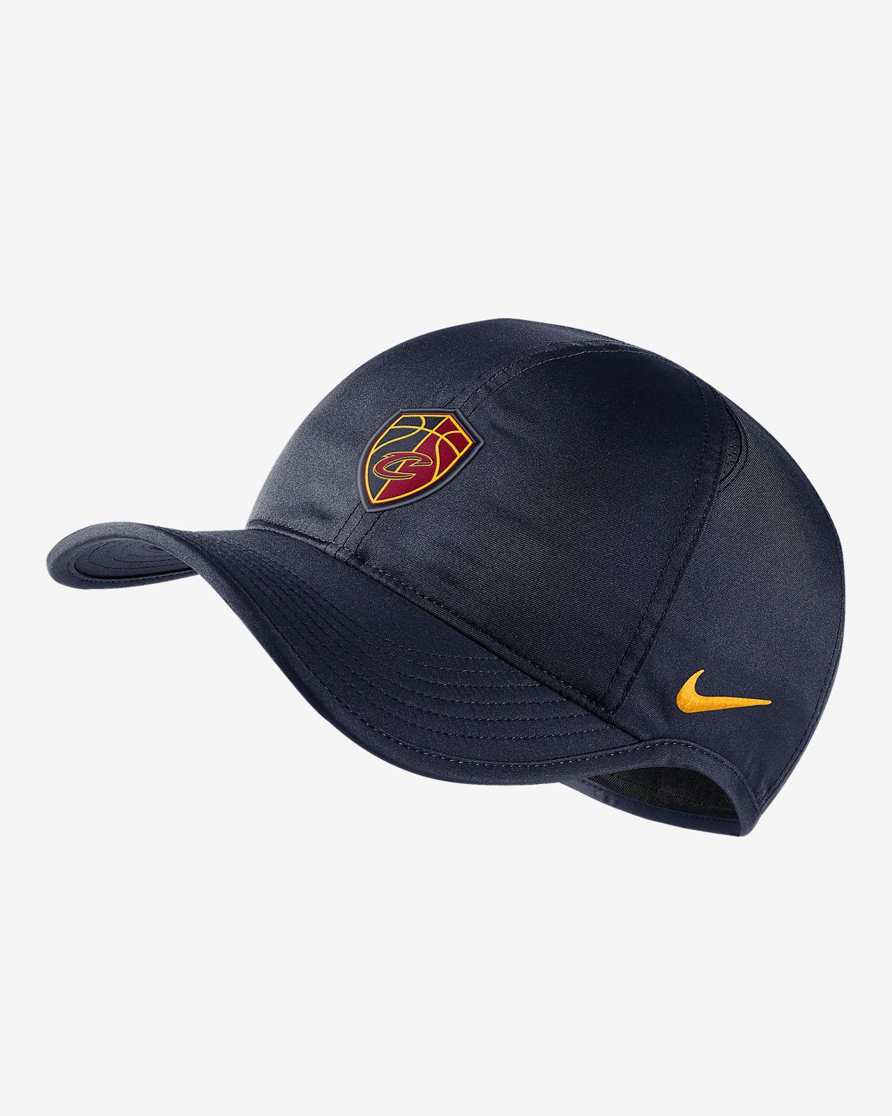 4d9986f79122d Cleveland Cavaliers Nike AeroBill Featherlight NBA Hat. Nike.com