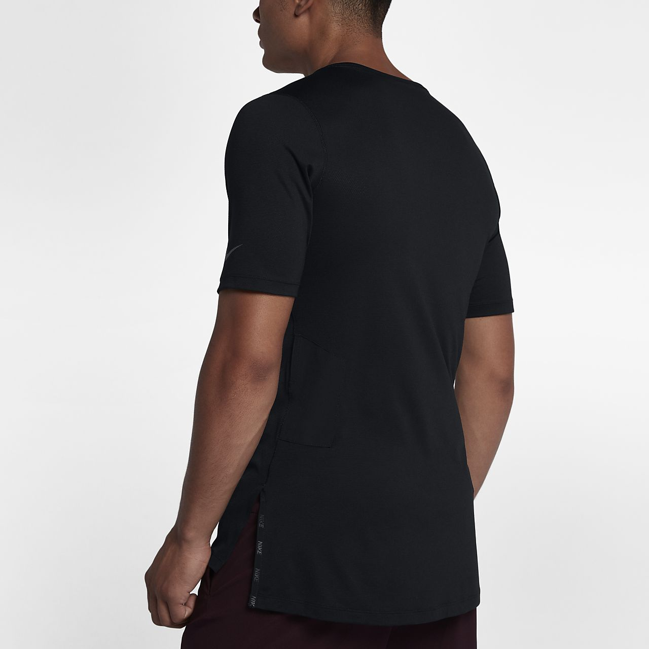 bbfcb279 Nike Dri-FIT Men's Utility Short-Sleeve Training Top. Nike.com AE