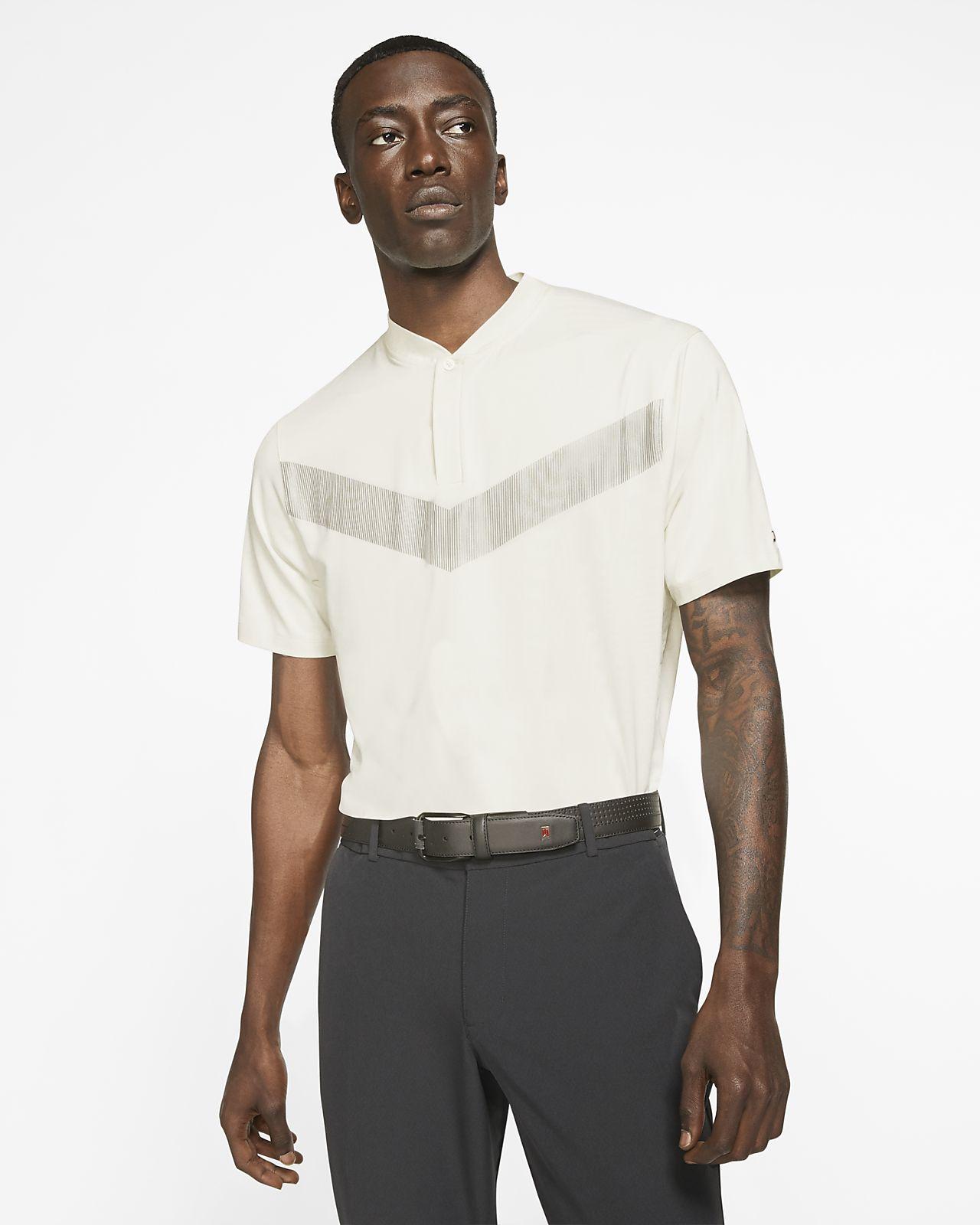 Pánská golfová polokošile Nike Dri-FIT Tiger Woods Vapor