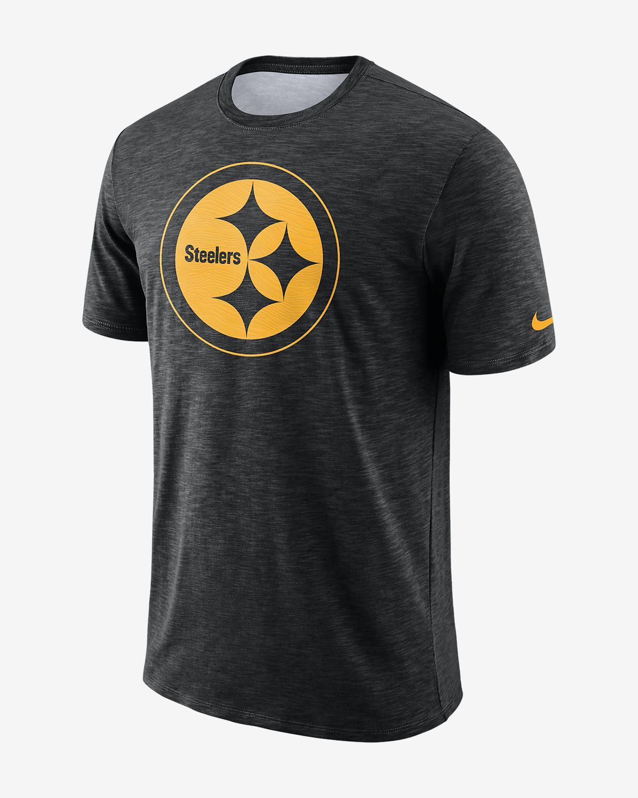 1f43bf60560fb Playera para hombre Nike Dri-FIT Legend On-Field (NFL Steelers ...