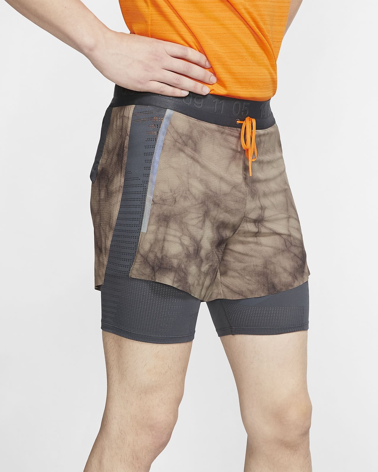 Shorts de running 2 en 1 para hombre Nike Tech Pack