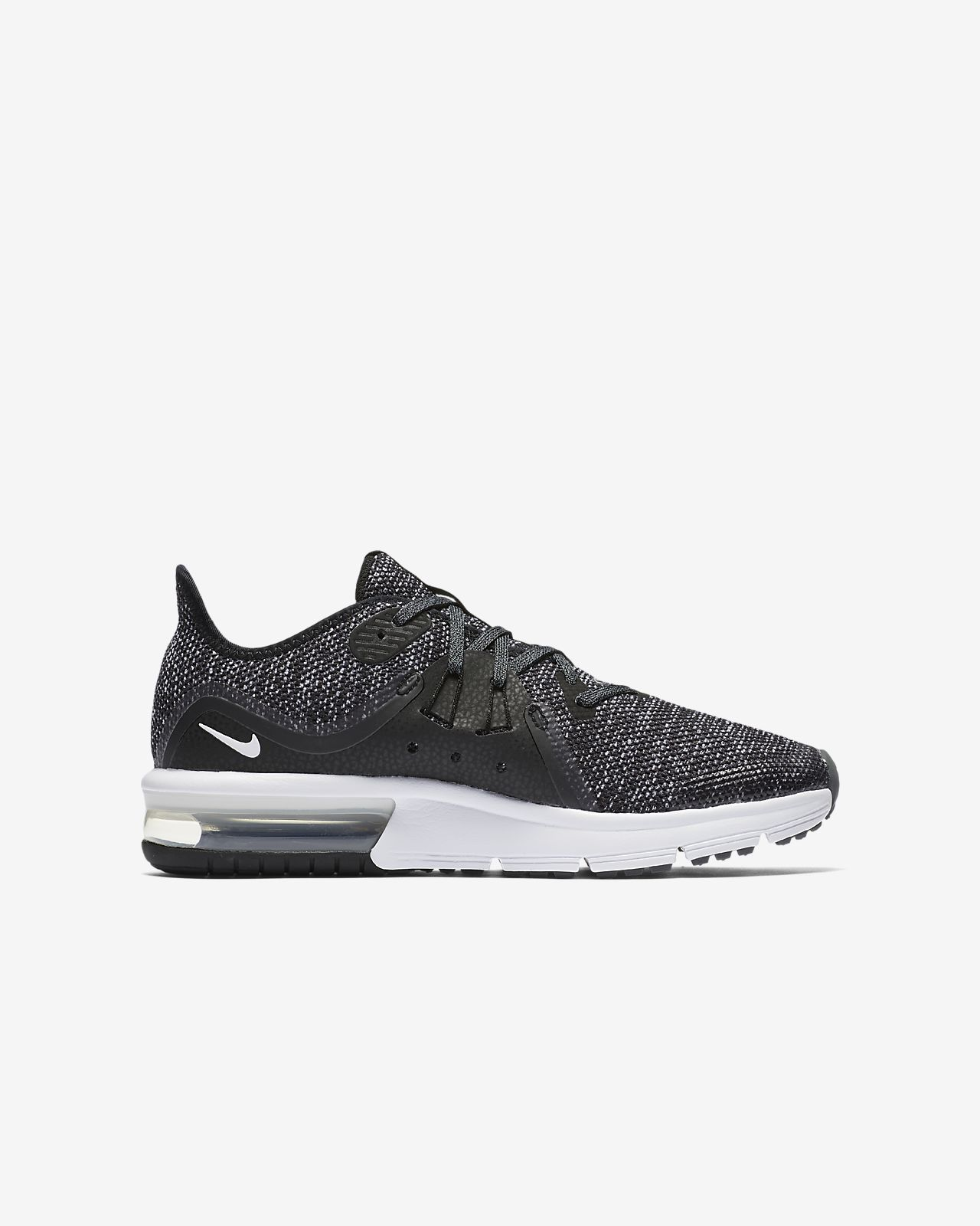 check out a10ee 5f5e1 ... Scarpa Nike Air Max Sequent 3 - Ragazzi